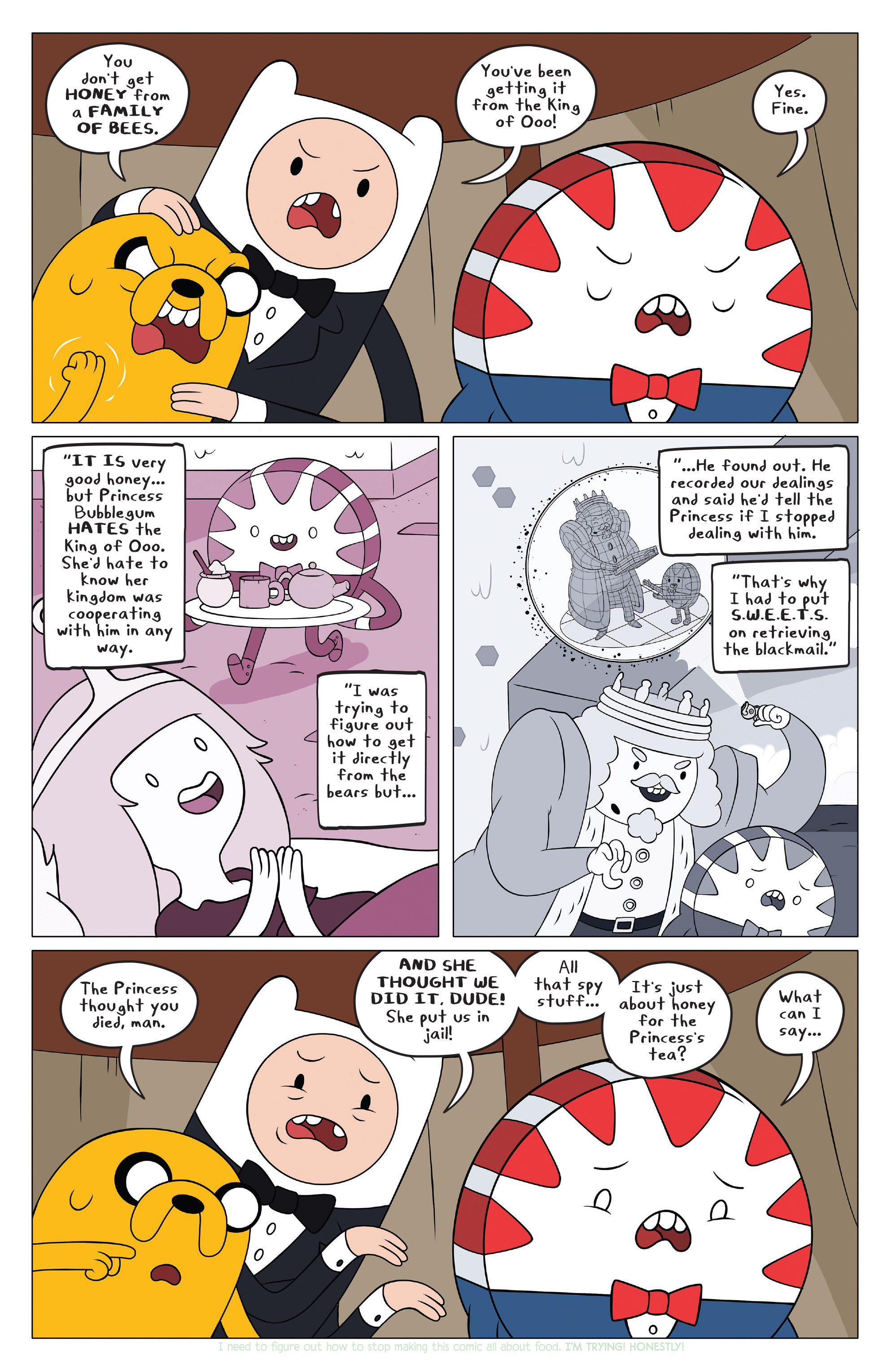 Adventure Time 44 Page 7