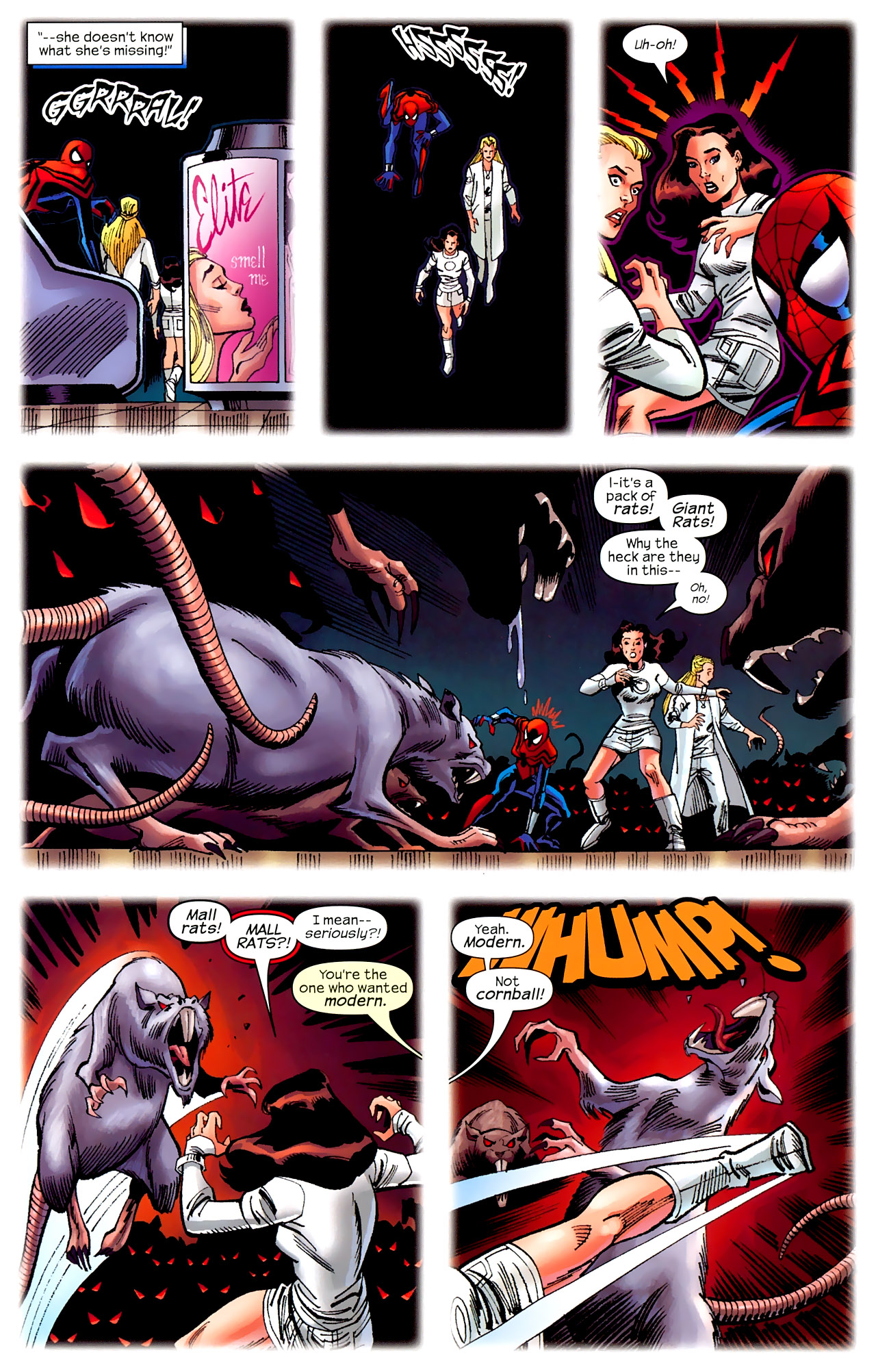 Read online Amazing Spider-Girl comic -  Issue #26 - 15