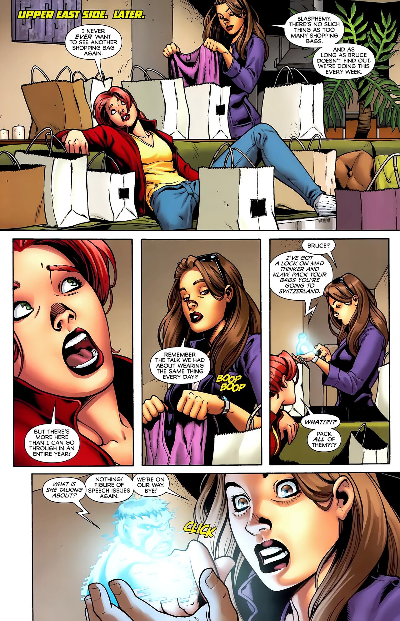 Read online She-Hulks comic -  Issue #3 - 17