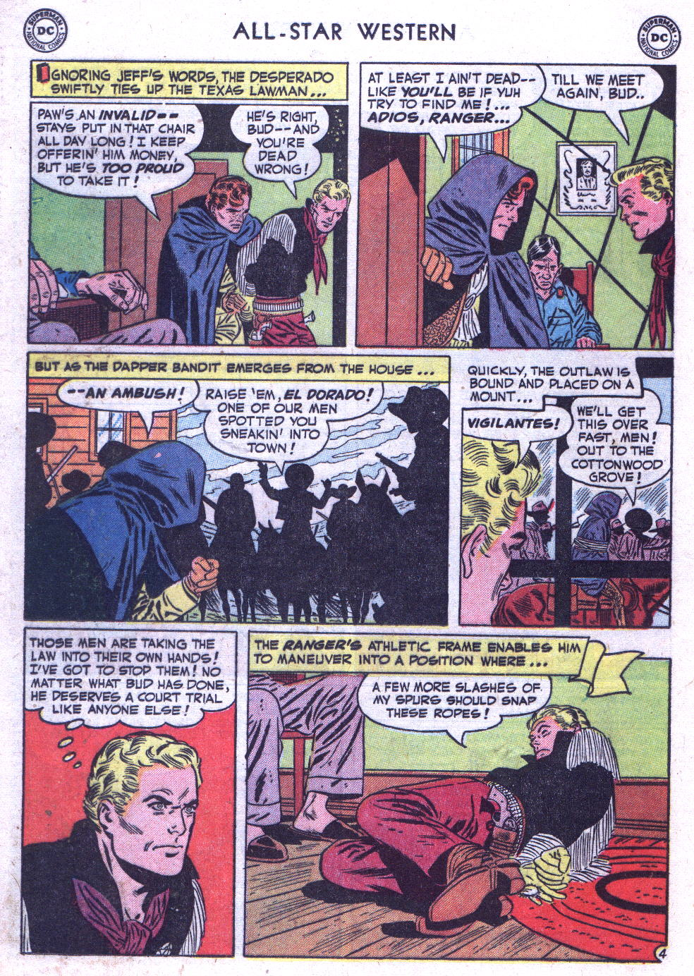 Read online All-Star Western (1951) comic -  Issue #59 - 28