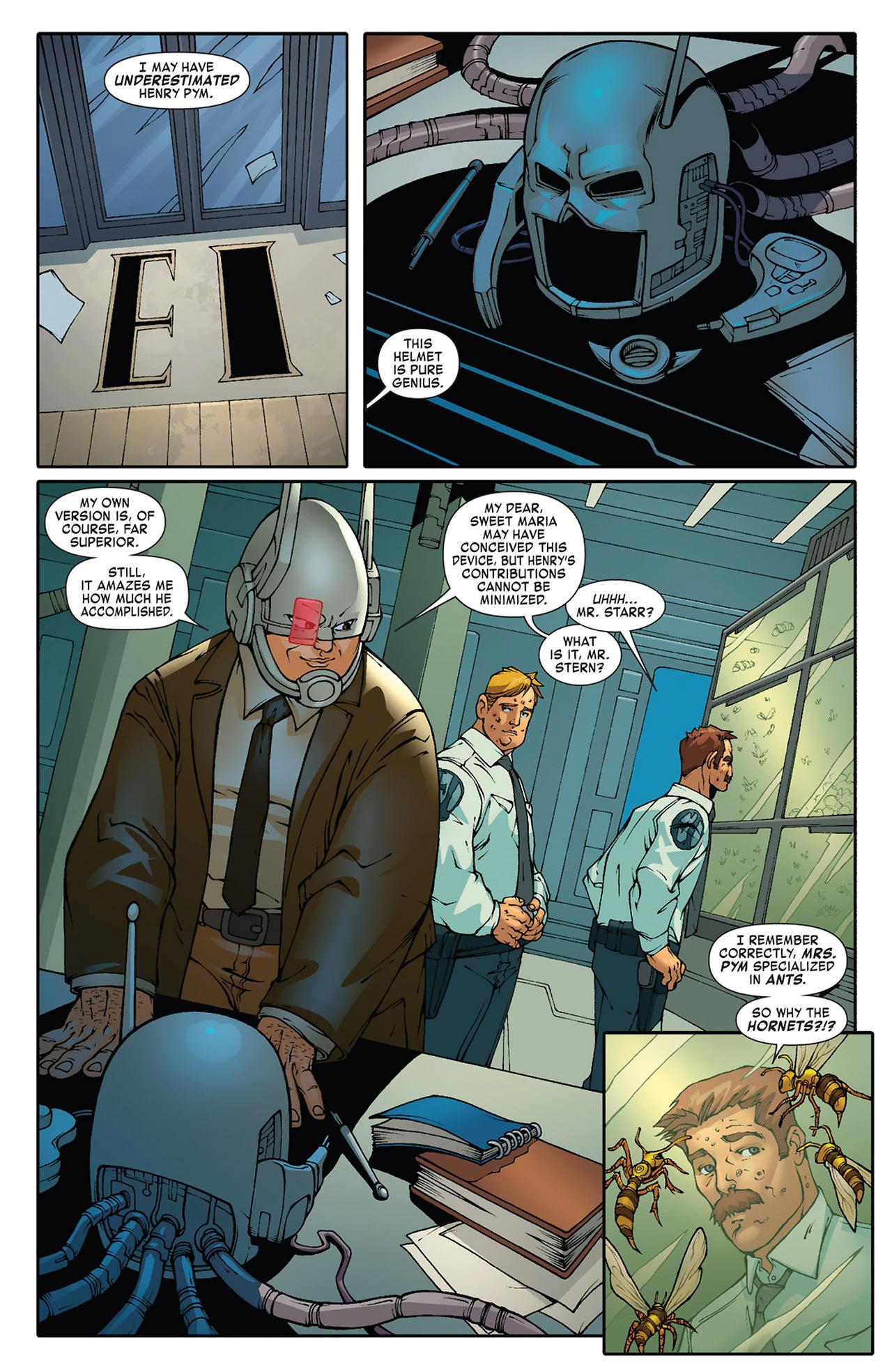 Read online Ant-Man: Season One comic -  Issue #Ant-Man: Season One Full - 64