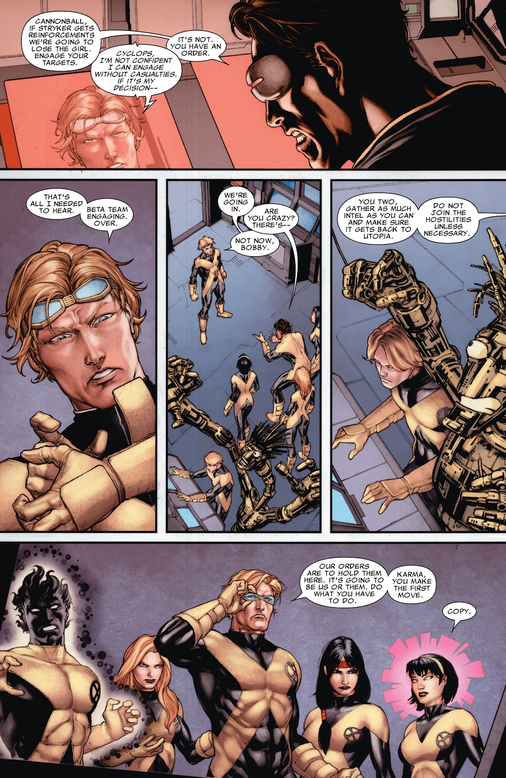 Read online X-Men: Second Coming comic -  Issue # _TPB (Part 1) - 76