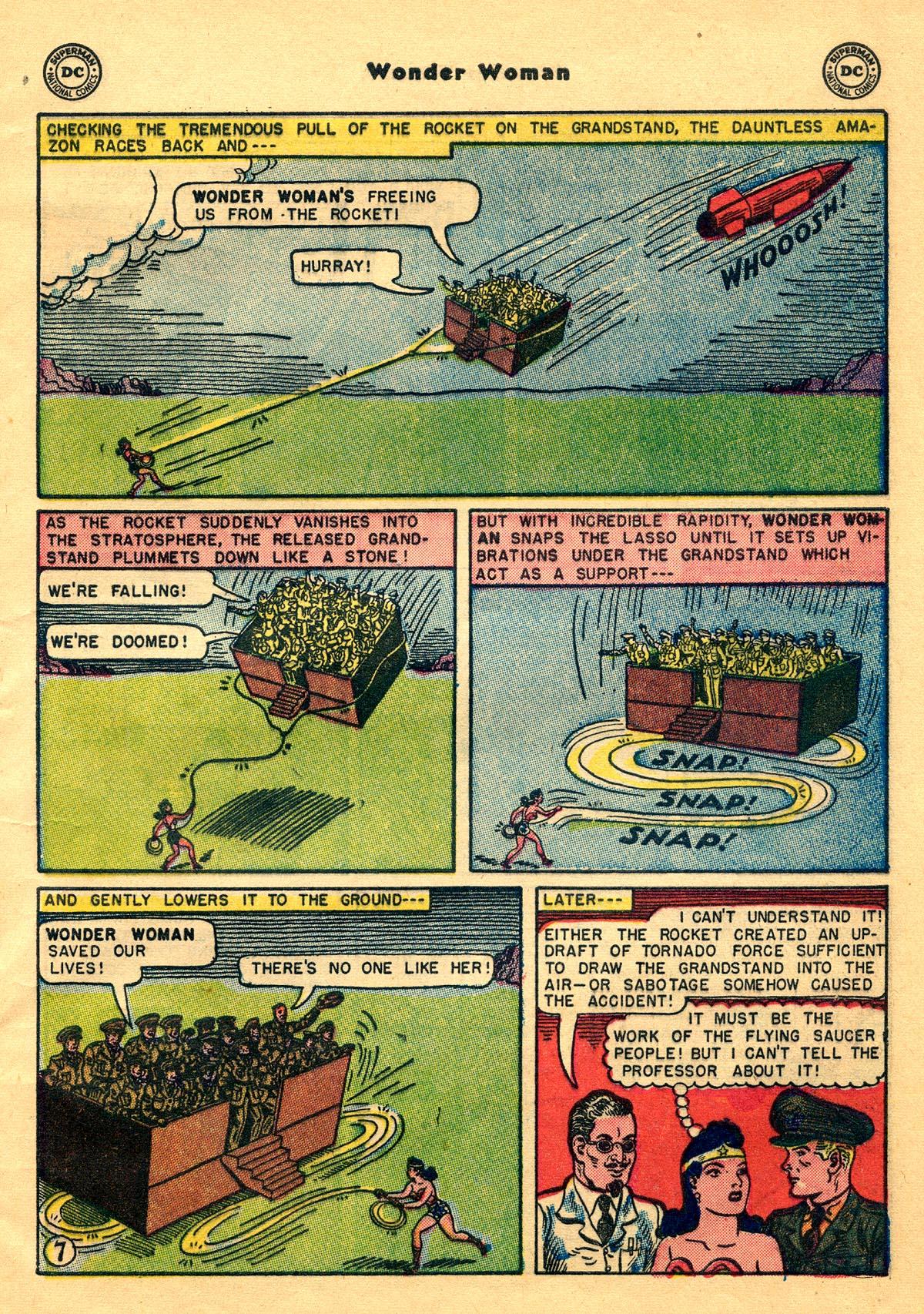 Read online Wonder Woman (1942) comic -  Issue #68 - 9
