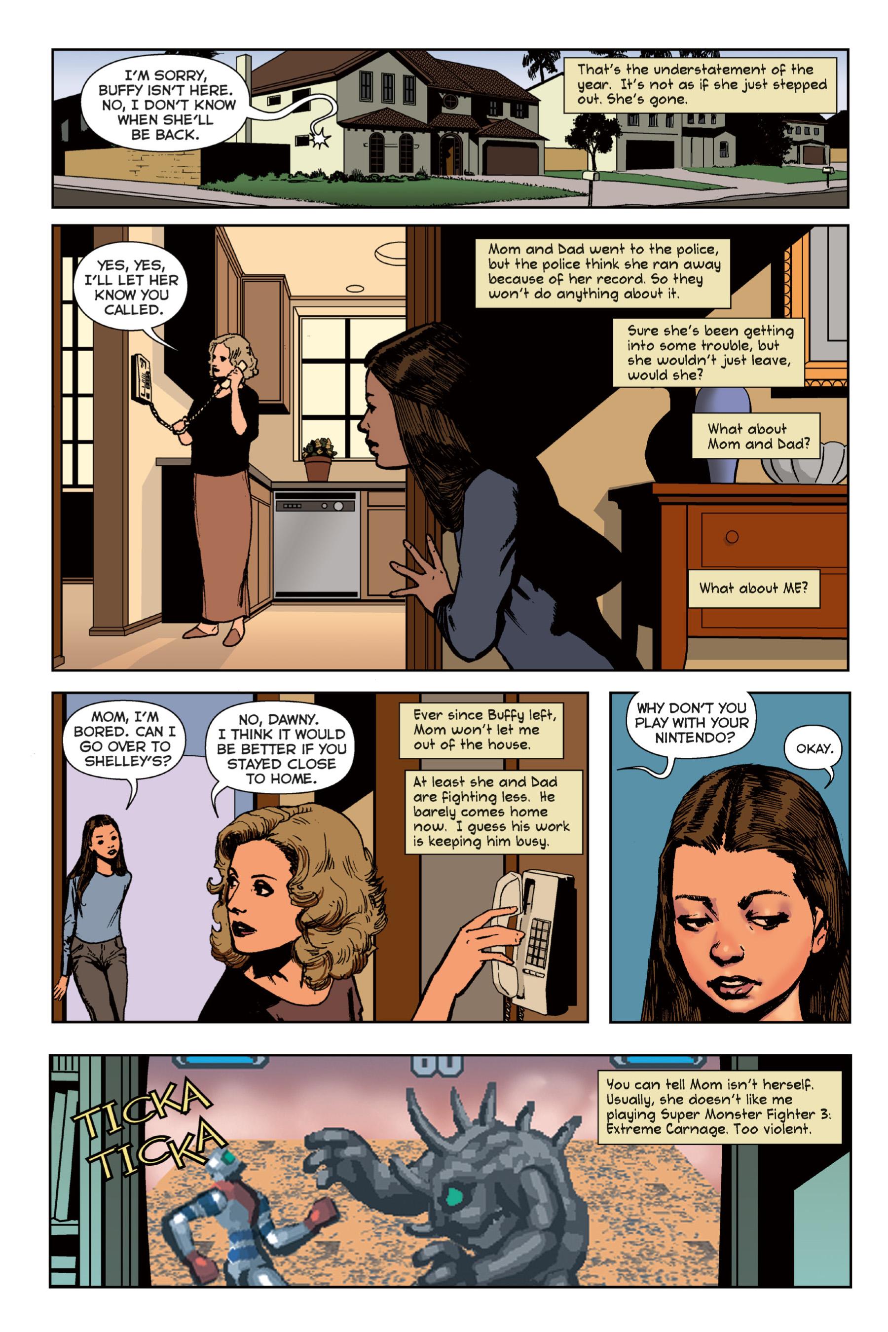 Read online Buffy the Vampire Slayer: Omnibus comic -  Issue # TPB 1 - 194