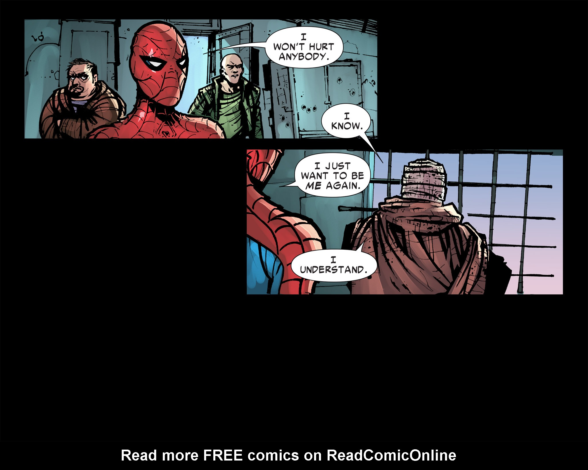 Read online Amazing Spider-Man: Who Am I? comic -  Issue # Full (Part 3) - 81