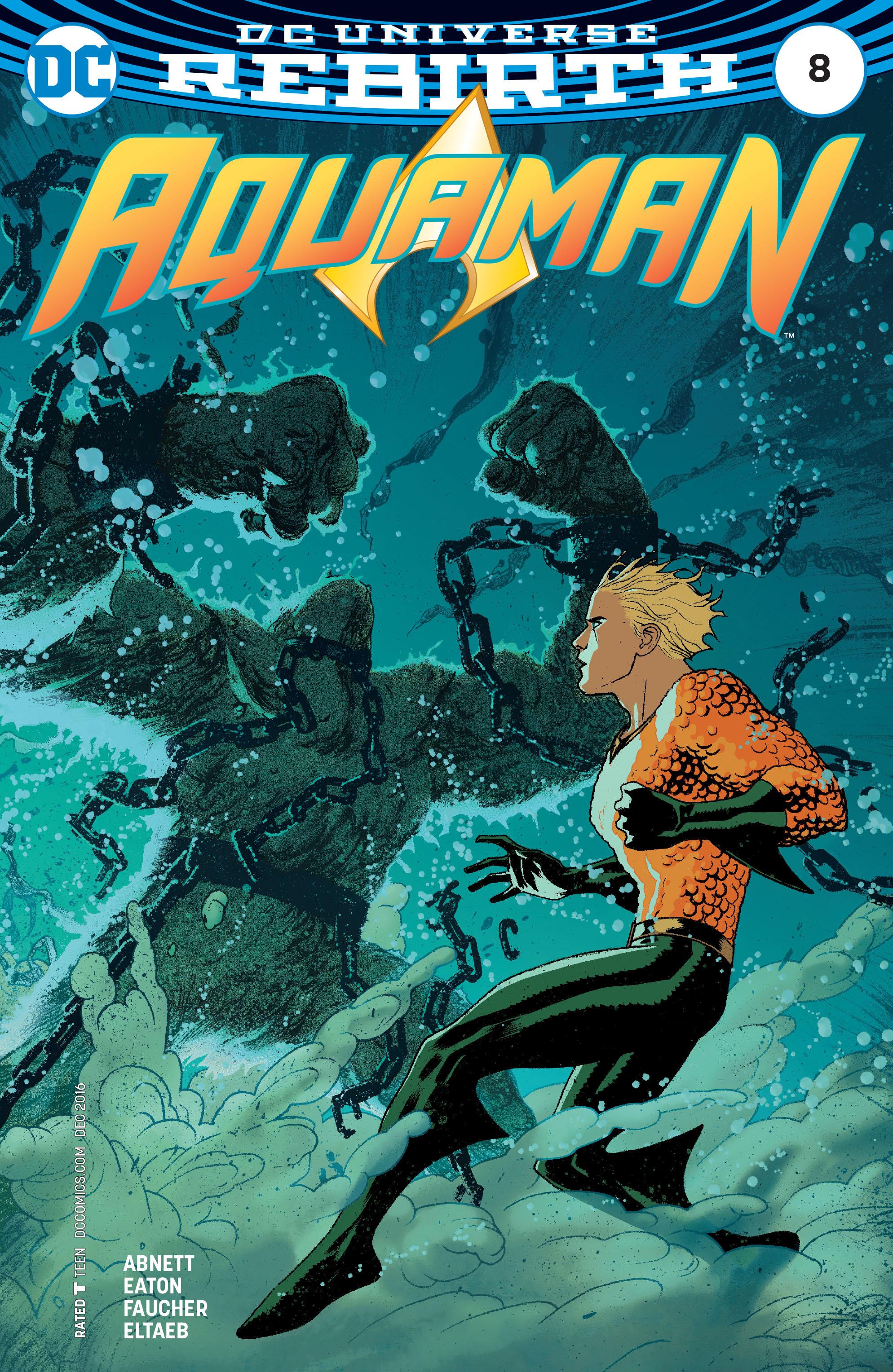 Read online Aquaman (2016) comic -  Issue #8 - 3