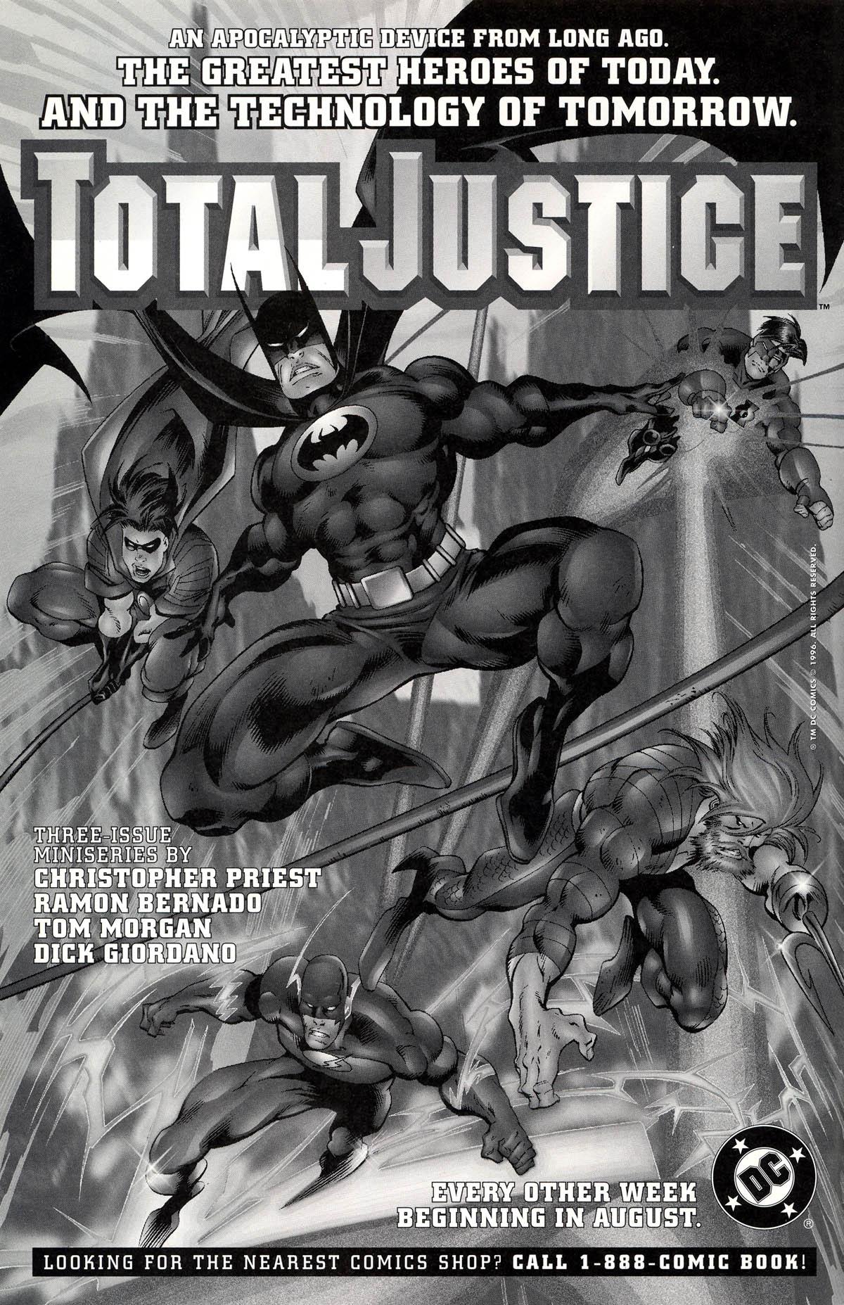 Read online Artemis: Requiem comic -  Issue #5 - 2