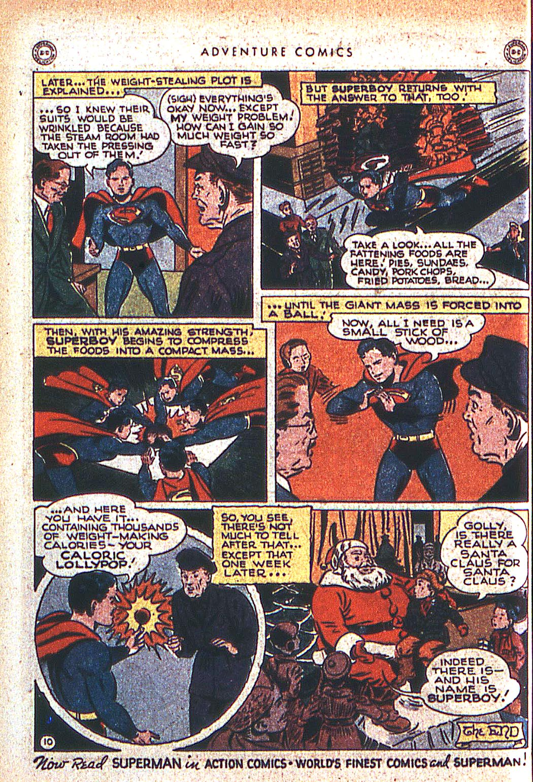 Read online Adventure Comics (1938) comic -  Issue #125 - 13