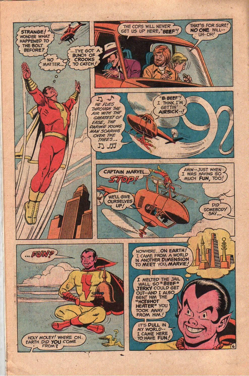 Read online Shazam! (1973) comic -  Issue #19 - 10