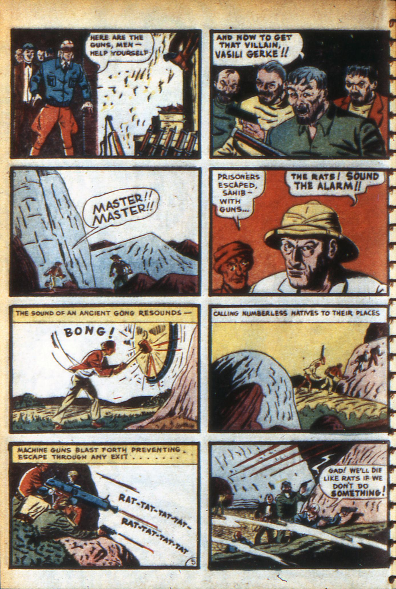 Read online Adventure Comics (1938) comic -  Issue #47 - 41