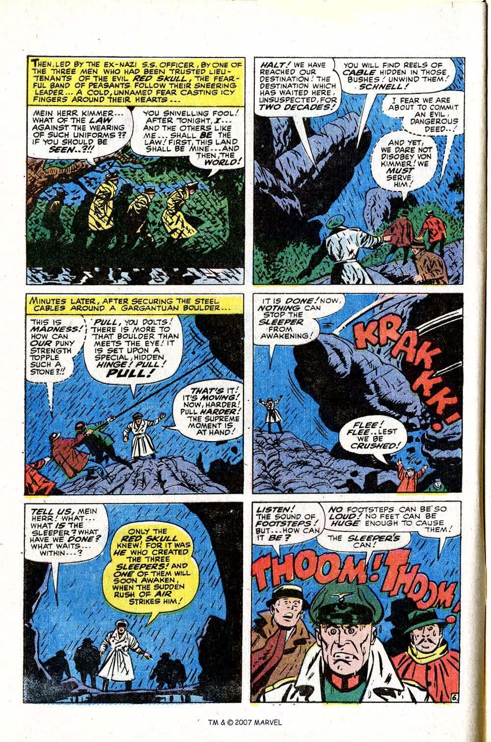 Read online Captain America (1968) comic -  Issue # _Annual 2 - 8