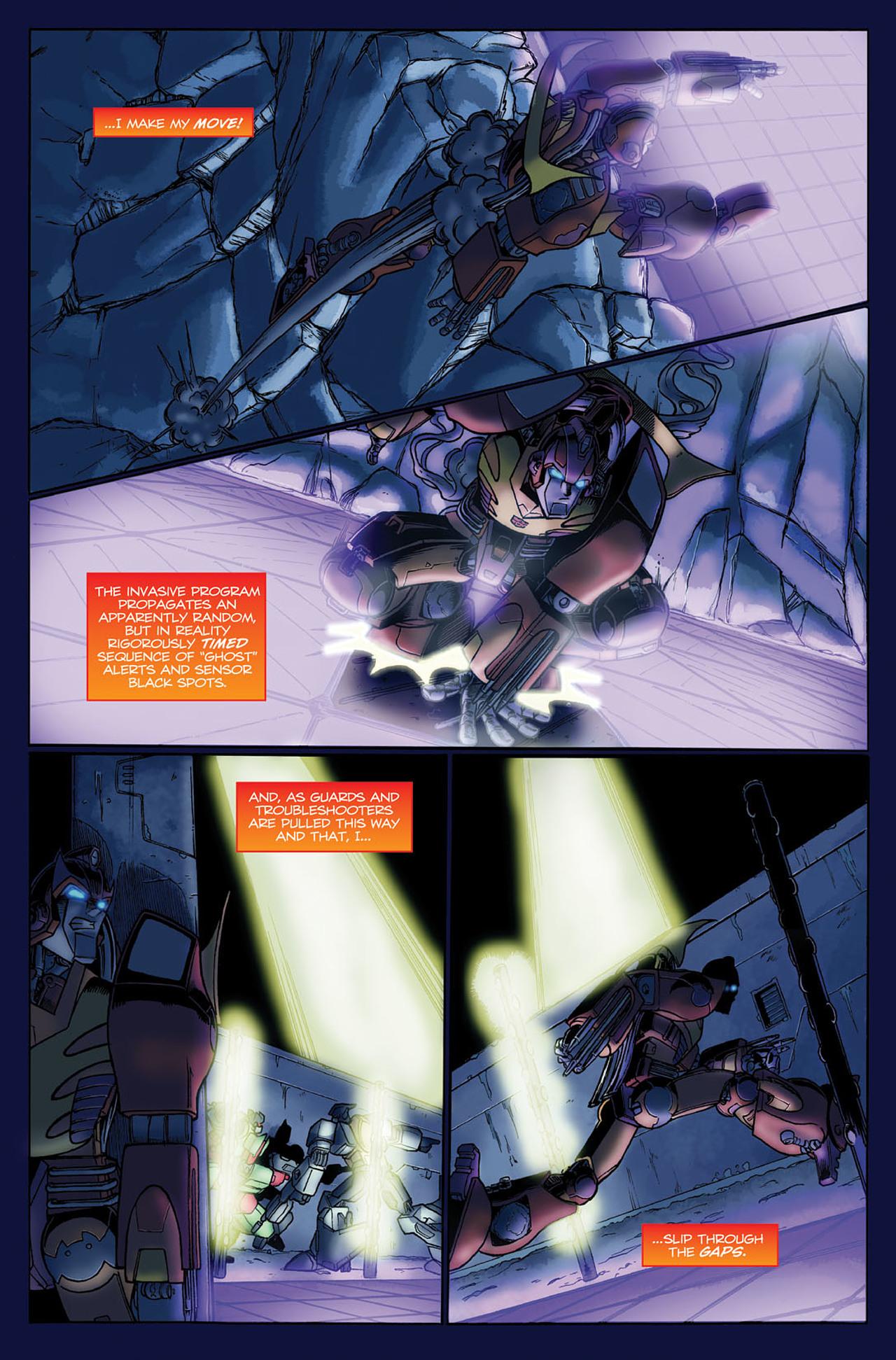 Read online Transformers Spotlight: Hot Rod comic -  Issue # Full - 11