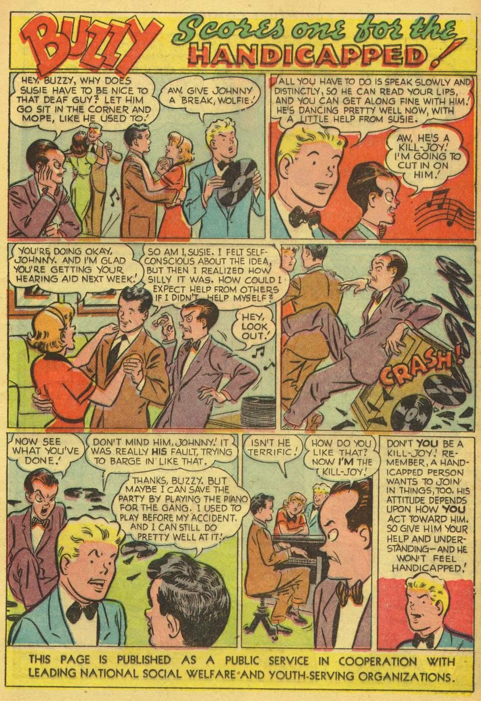 Read online Adventure Comics (1938) comic -  Issue #162 - 37