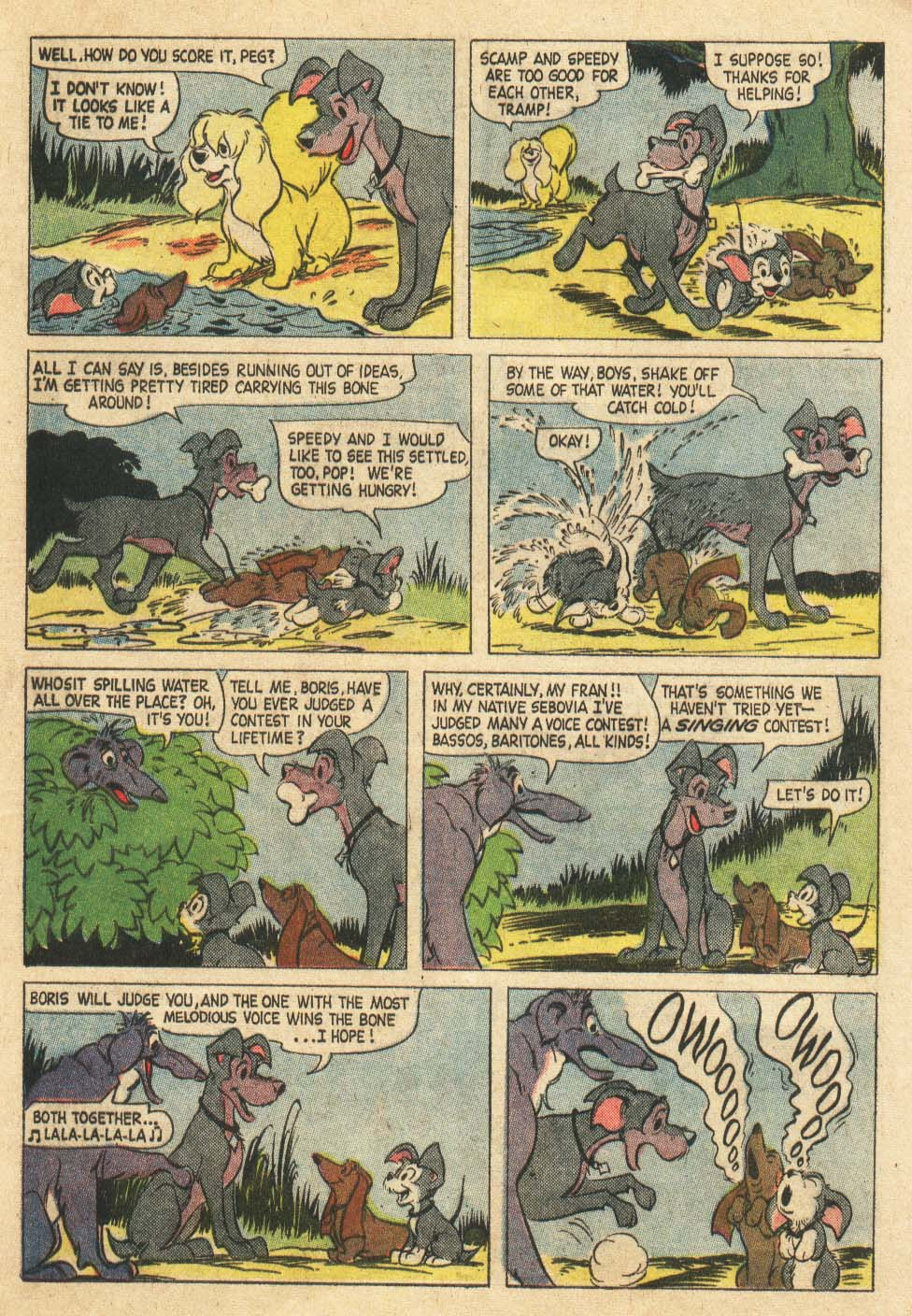 Walt Disney's Comics and Stories issue 225 - Page 16