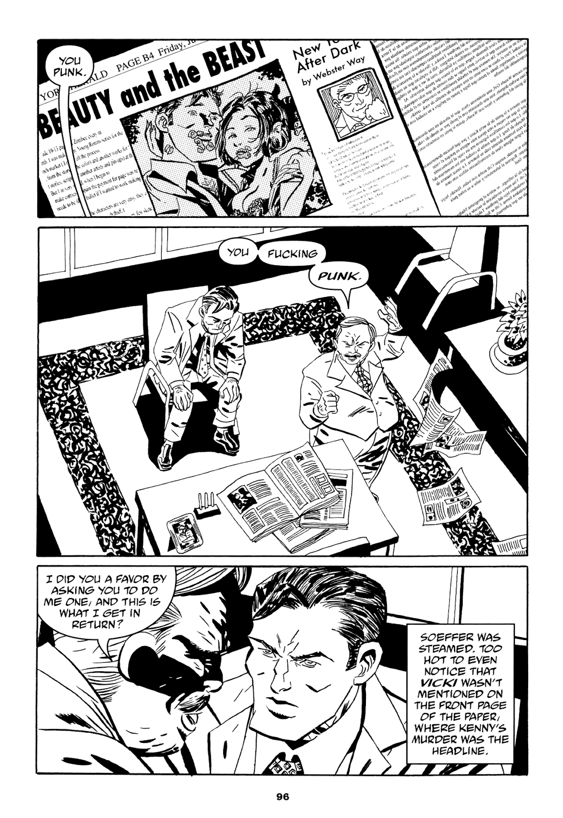 Read online Filthy Rich comic -  Issue # TPB (Part 2) - 1