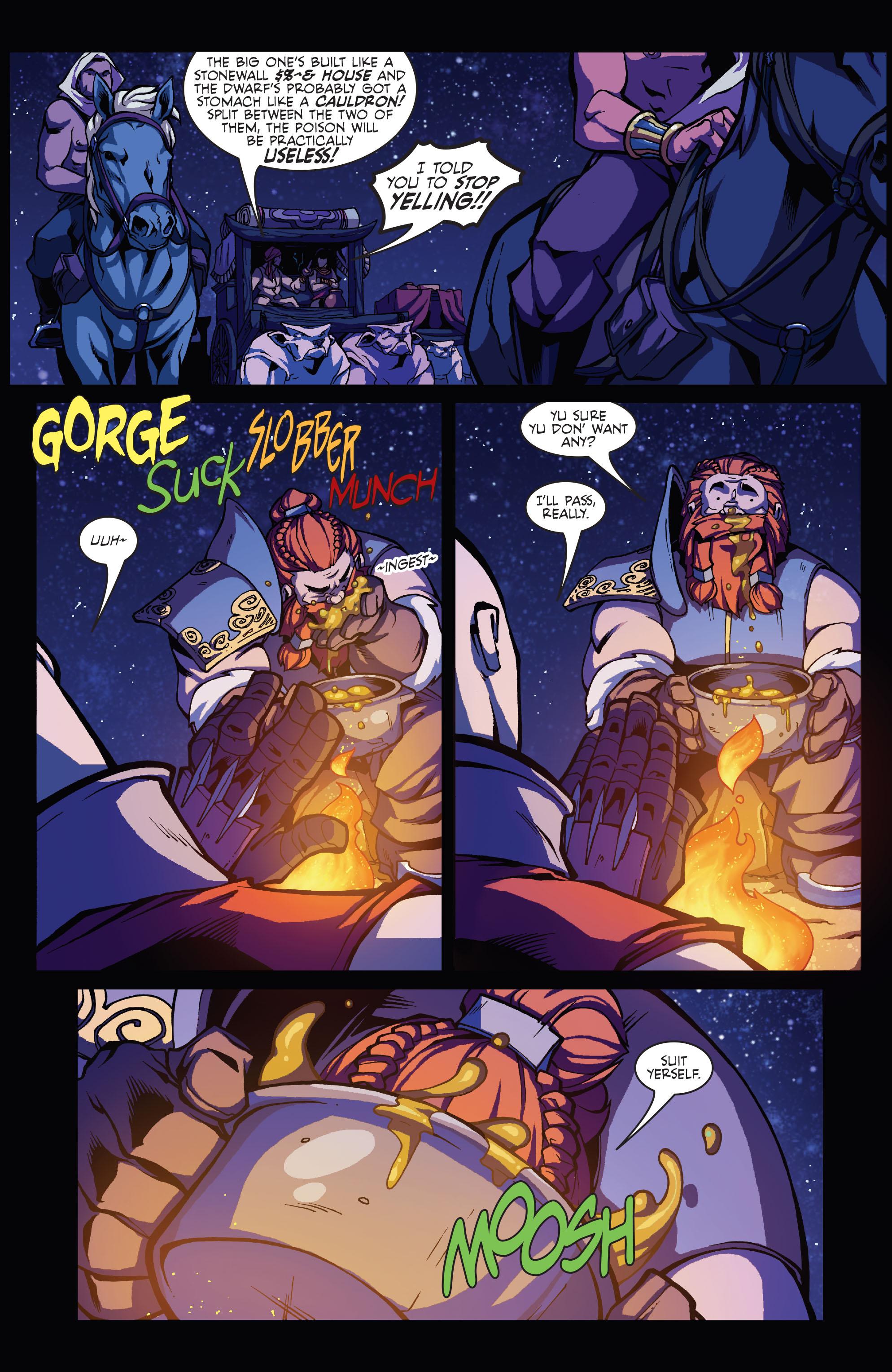 Read online Skullkickers comic -  Issue #3 - 5