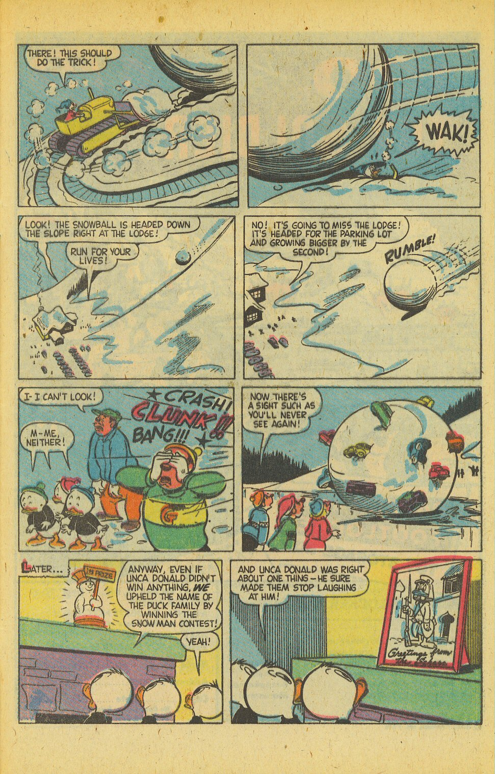 Donald Duck (1962) 205 Page 25