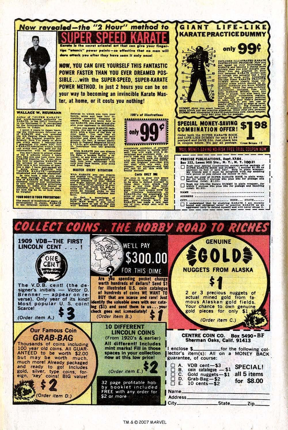 Read online Captain America (1968) comic -  Issue # _Annual 1 - 42