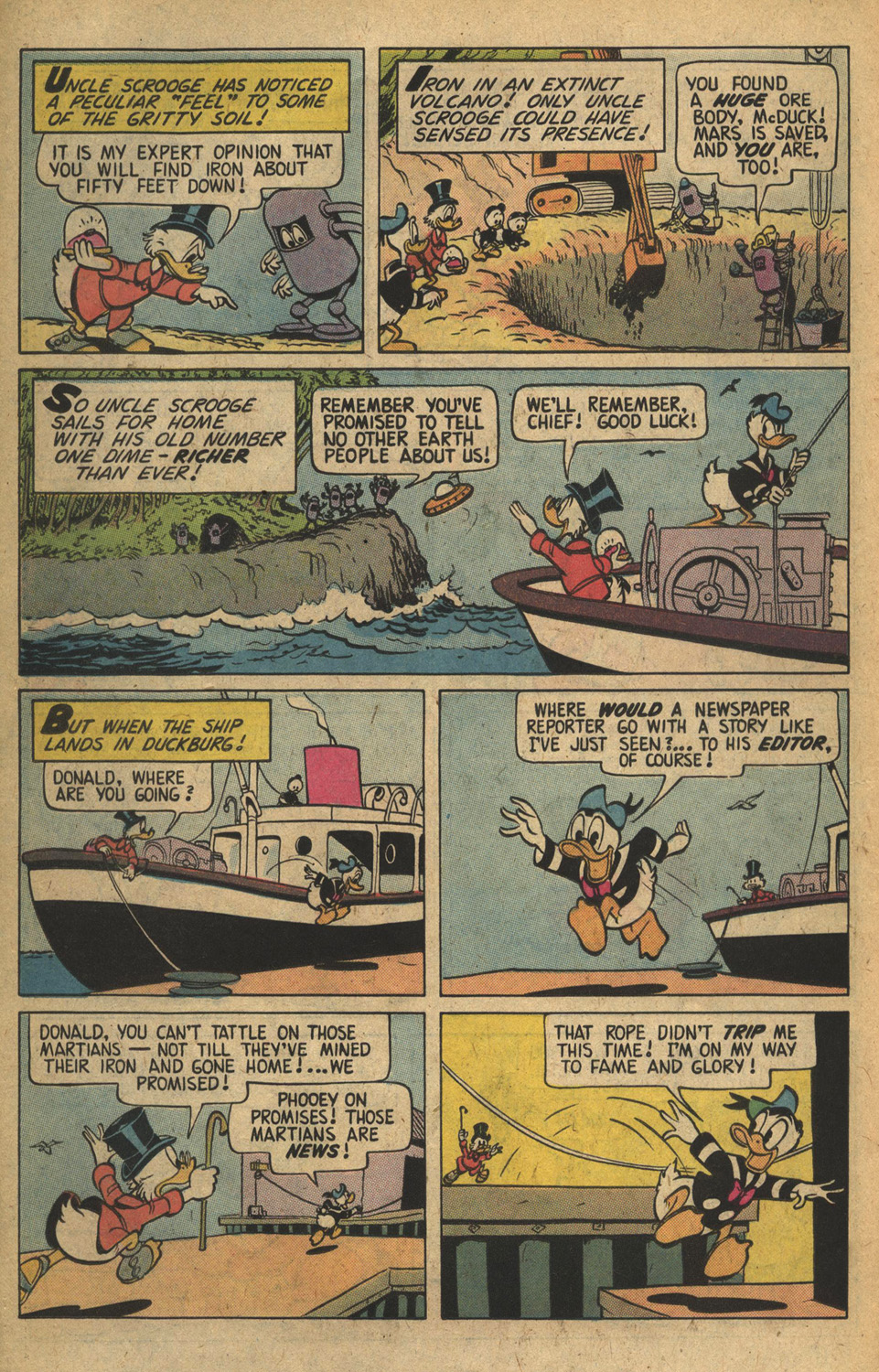 Read online Uncle Scrooge (1953) comic -  Issue #149 - 26