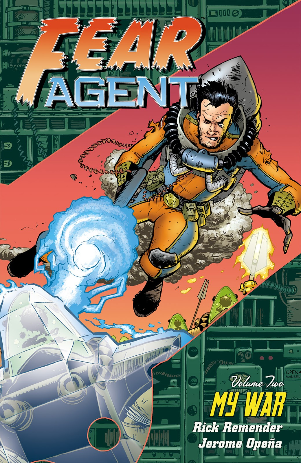 Fear Agent issue TPB 2 - Page 1
