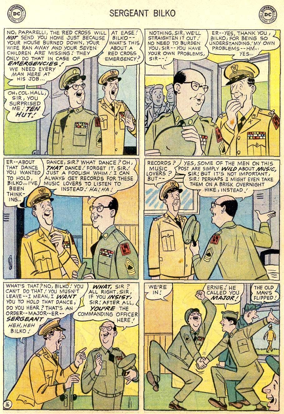 Sergeant Bilko issue 2 - Page 18