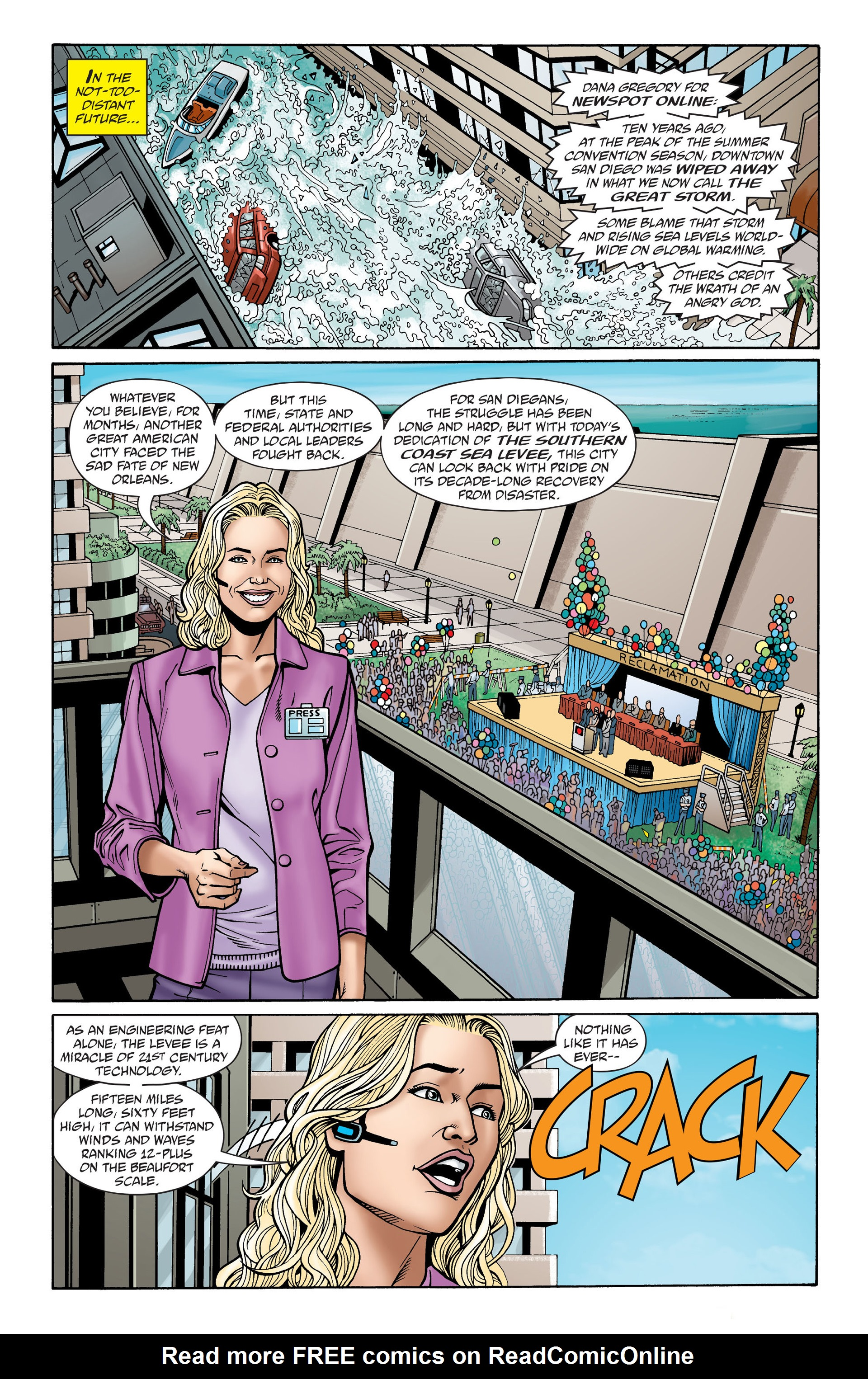 The Last Days of Animal Man 1 Page 2
