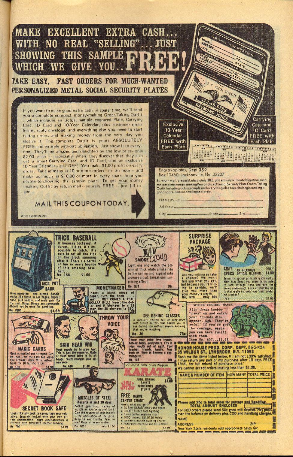 Read online Shazam! (1973) comic -  Issue #8 - 79