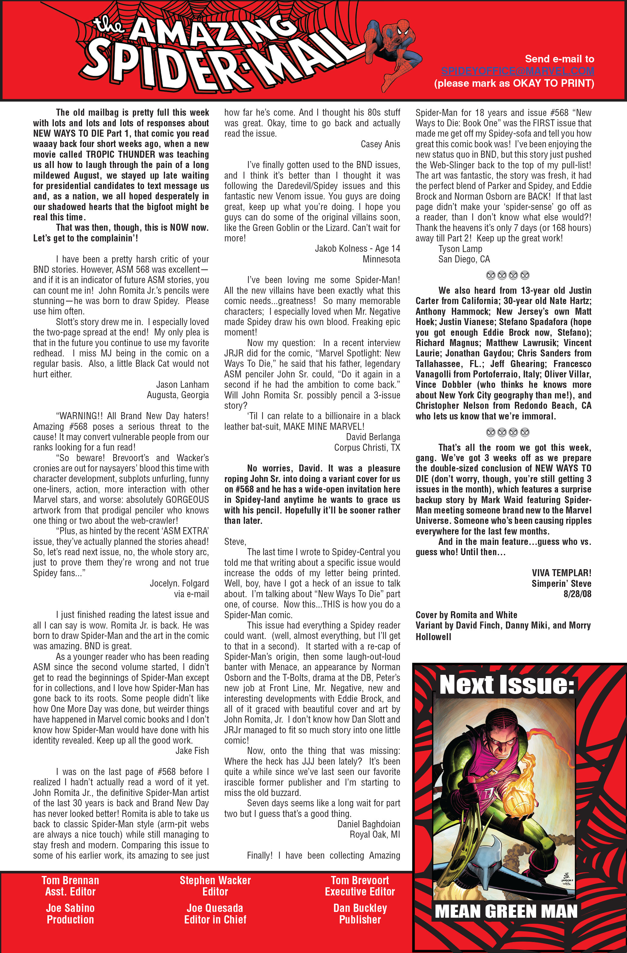 The Amazing Spider-Man (1963) 572 Page 25