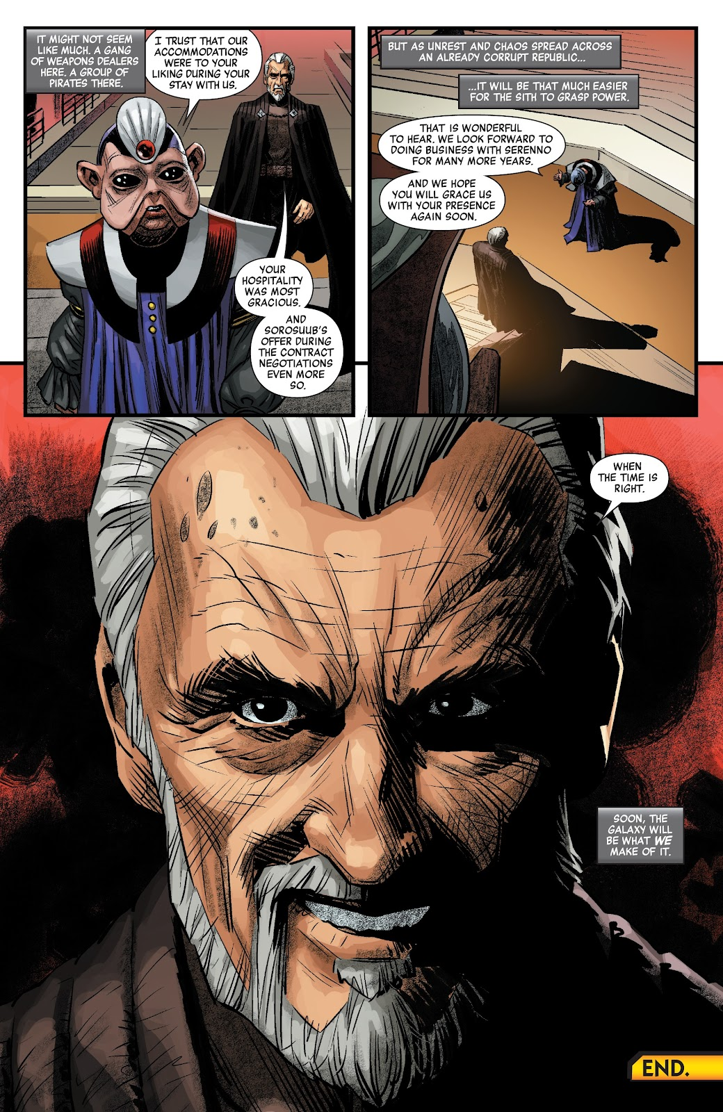 Read online Star Wars: Age of Republic - Count Dooku comic -  Issue # Full - 23