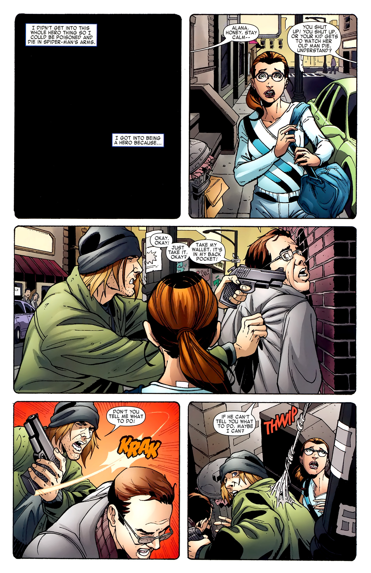 Read online Amazing Spider-Man Family comic -  Issue #6 - 4