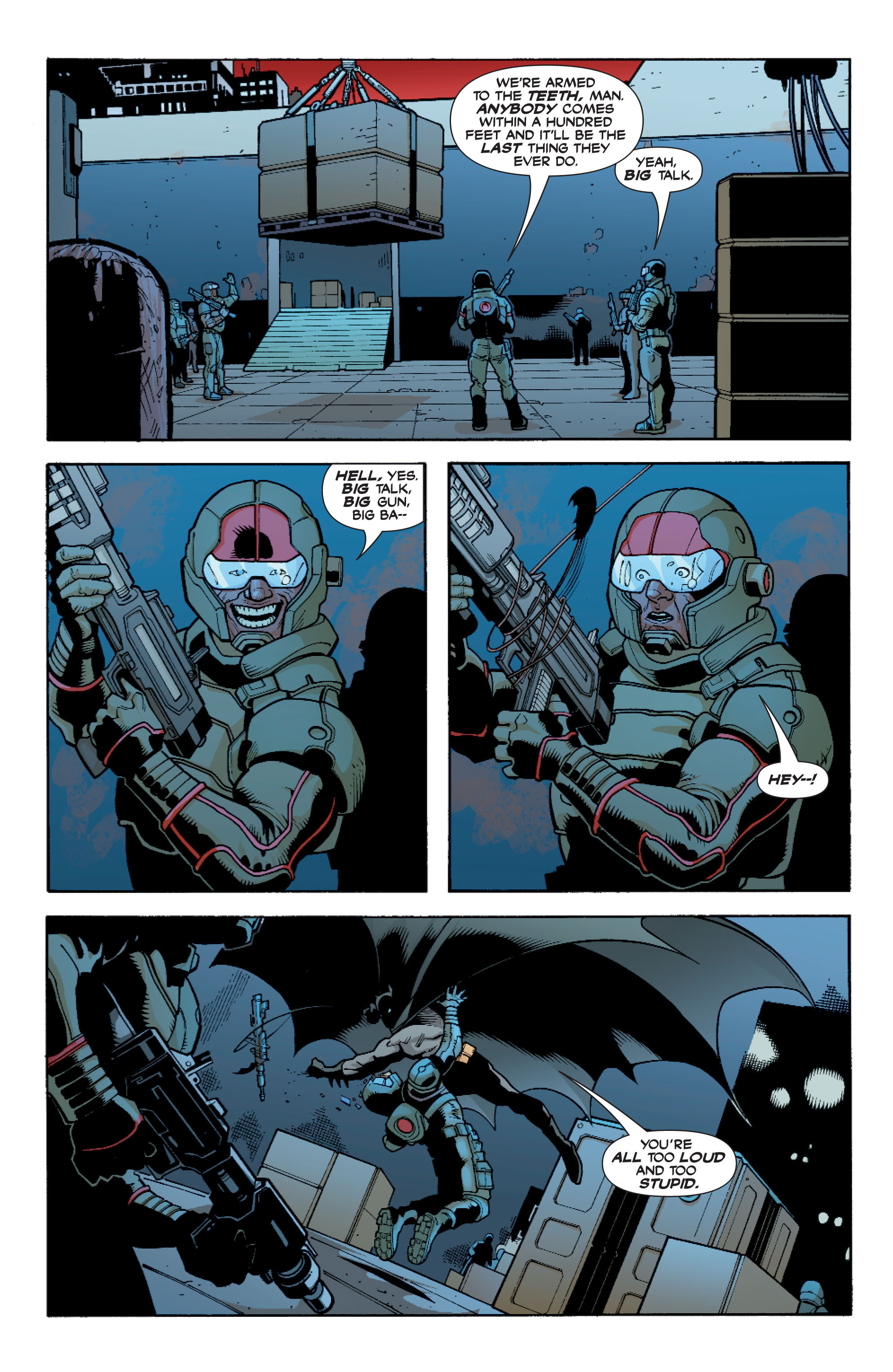 Read online Batman: Under The Red Hood comic -  Issue # Full - 41