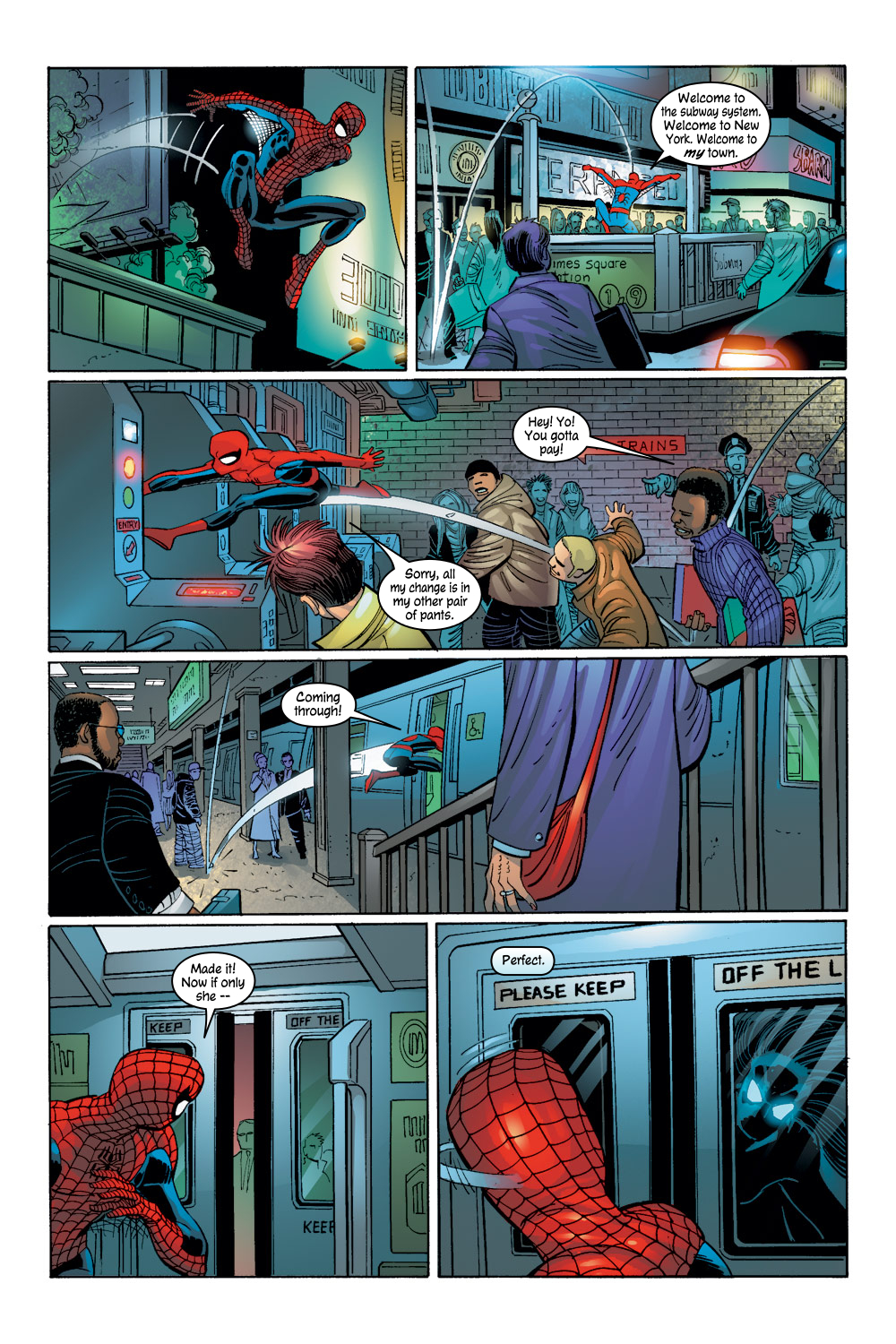 The Amazing Spider-Man (1999) 46 Page 18