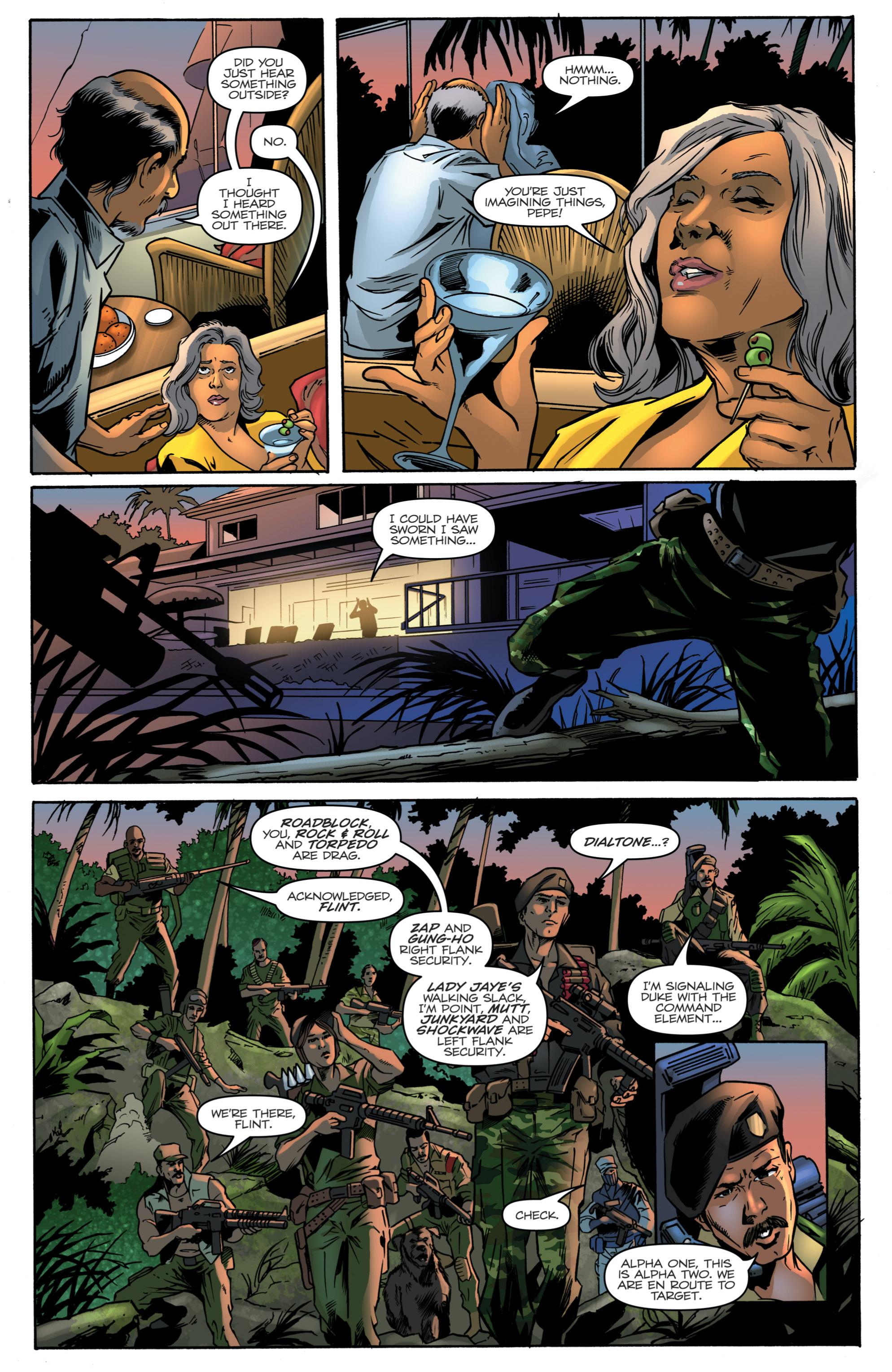 G.I. Joe: A Real American Hero 195 Page 5