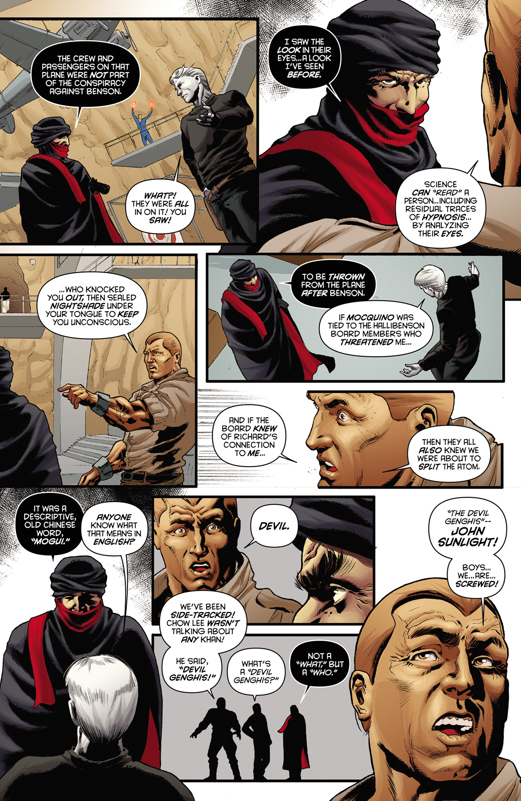 Read online Justice, Inc. comic -  Issue #3 - 26