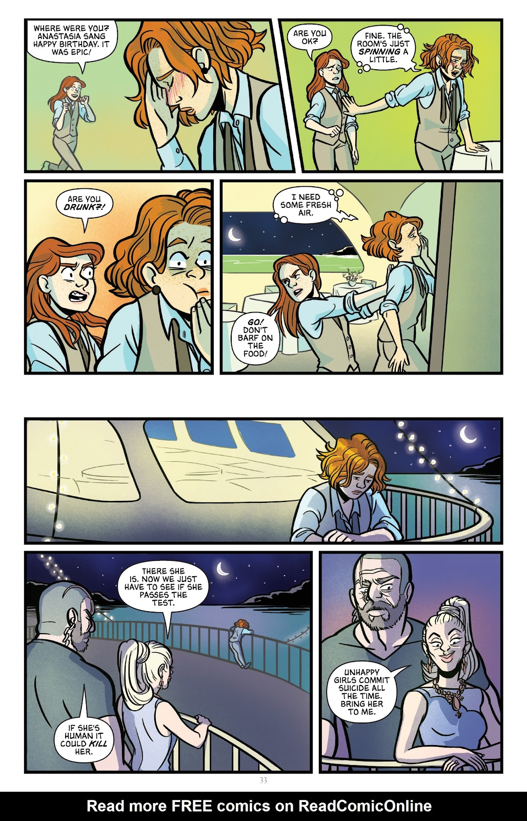 Read online Mer comic -  Issue # TPB - 34