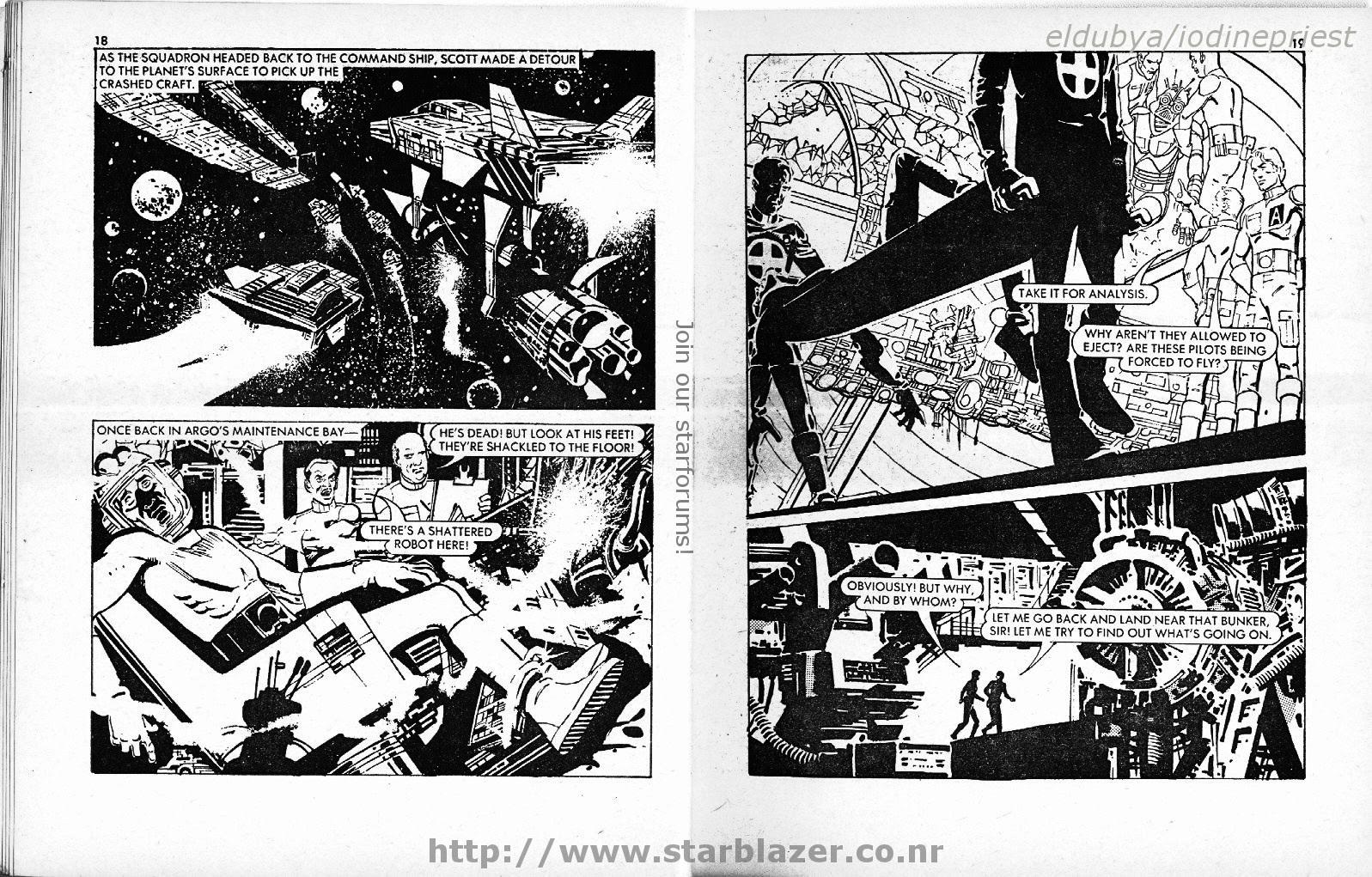 Starblazer issue 135 - Page 11