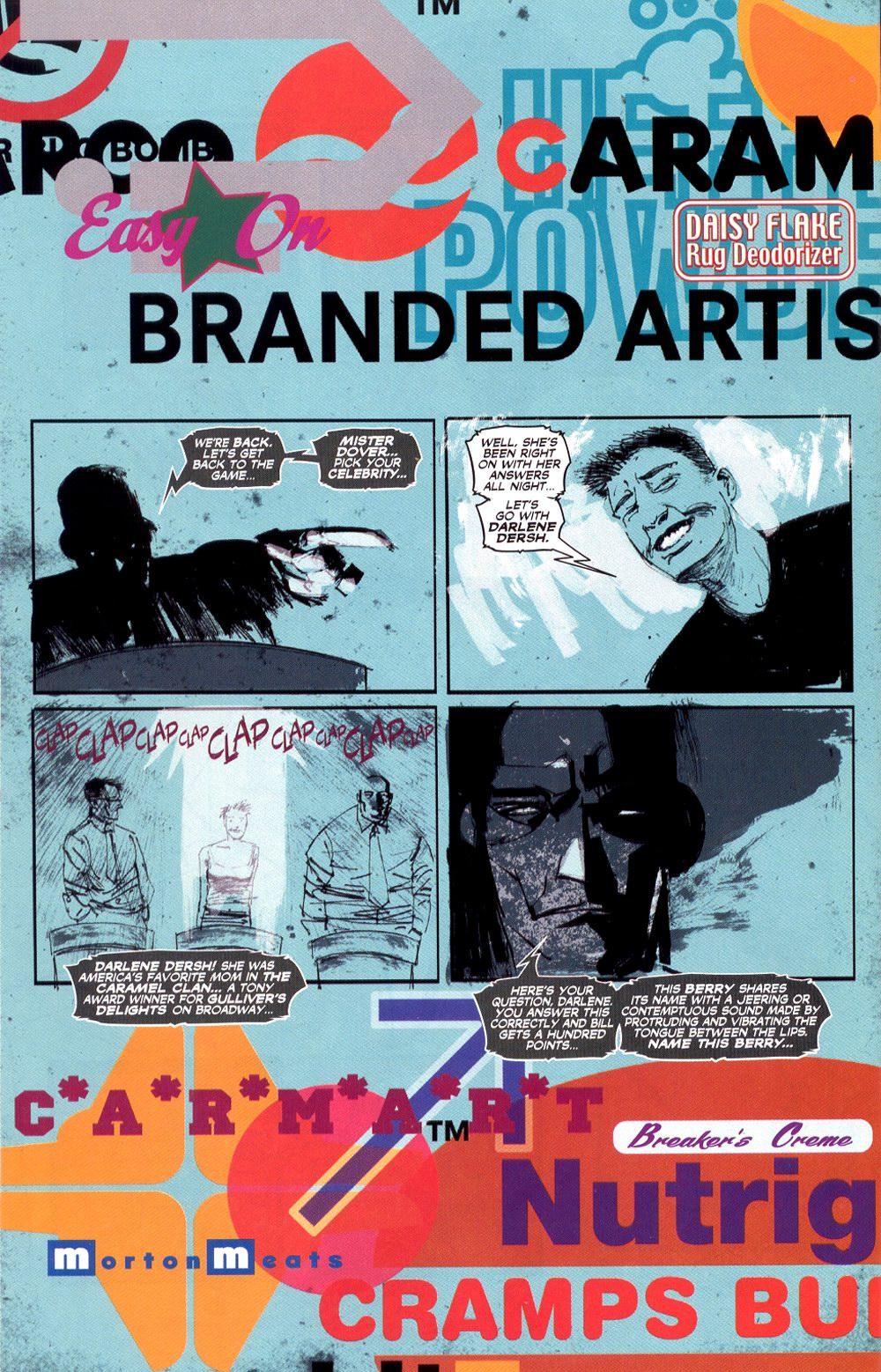 Read online Automatic Kafka comic -  Issue #3 - 9