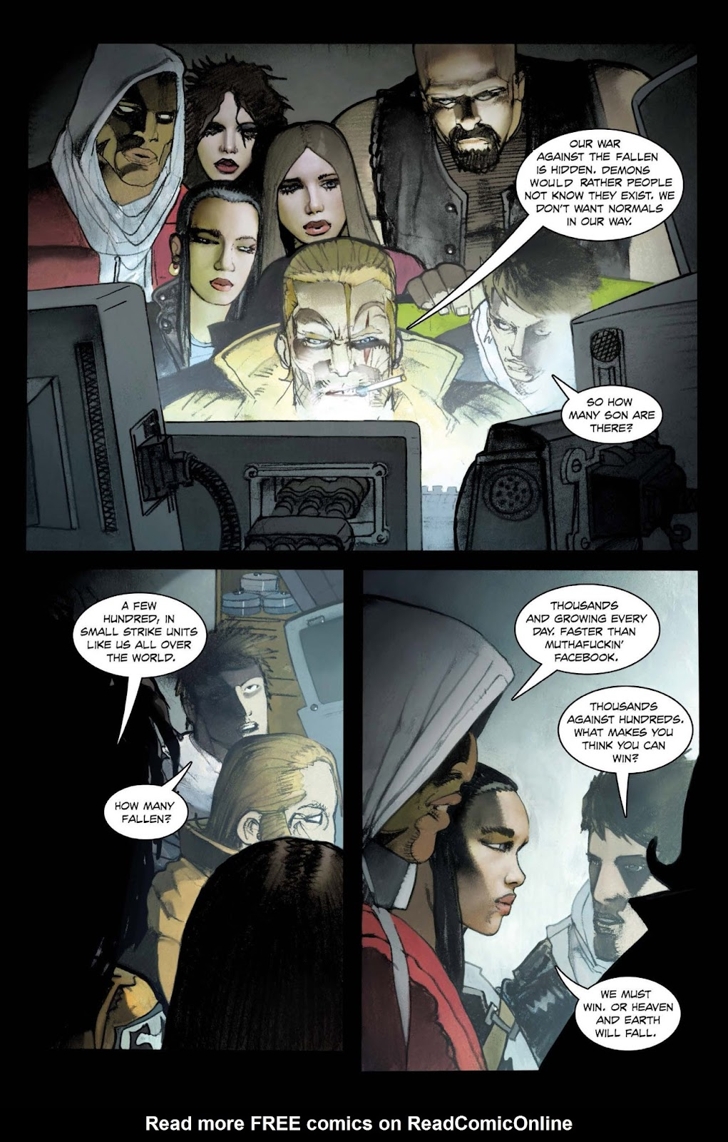 13 Coins issue TPB - Page 58