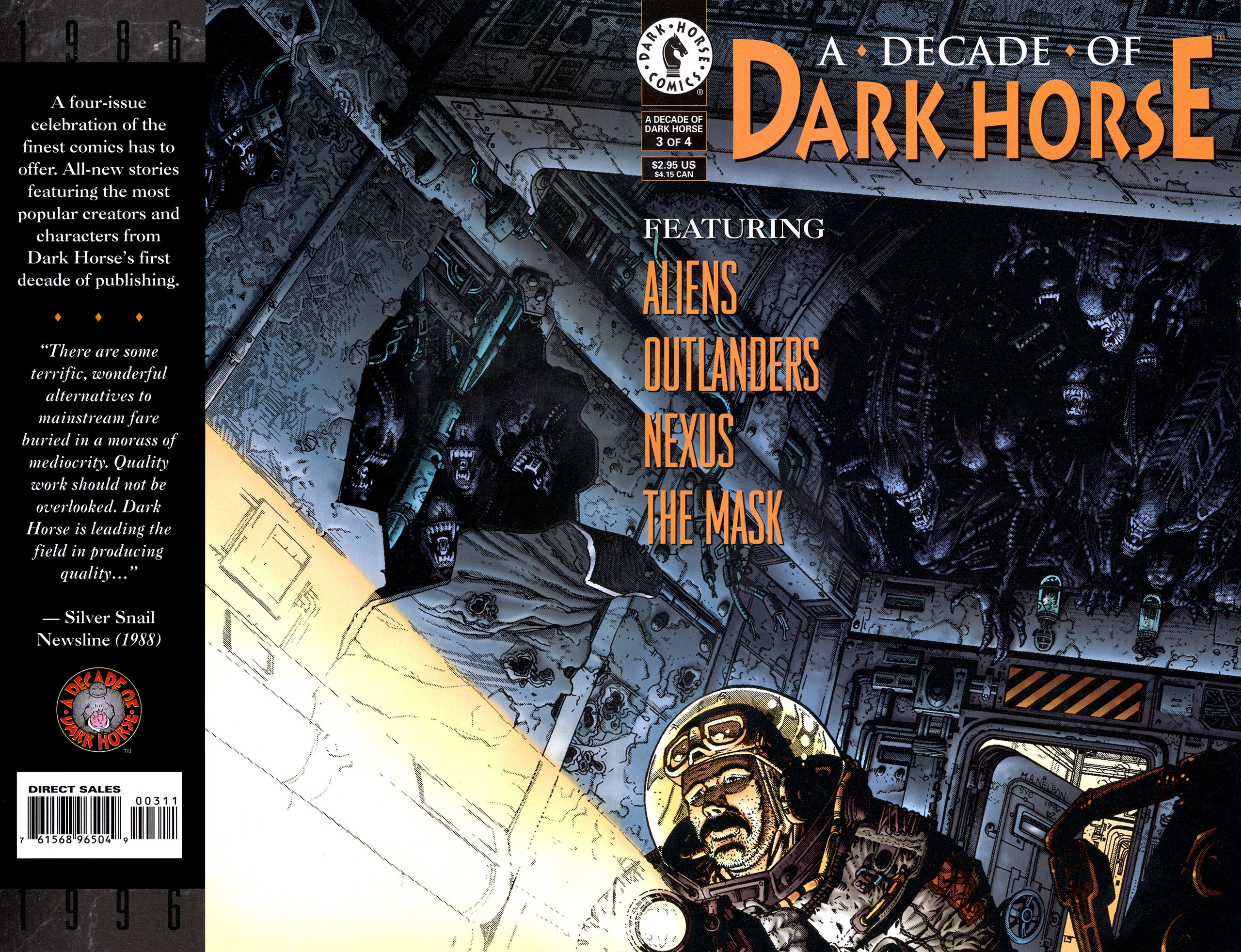 A Decade of Dark Horse 3 Page 1