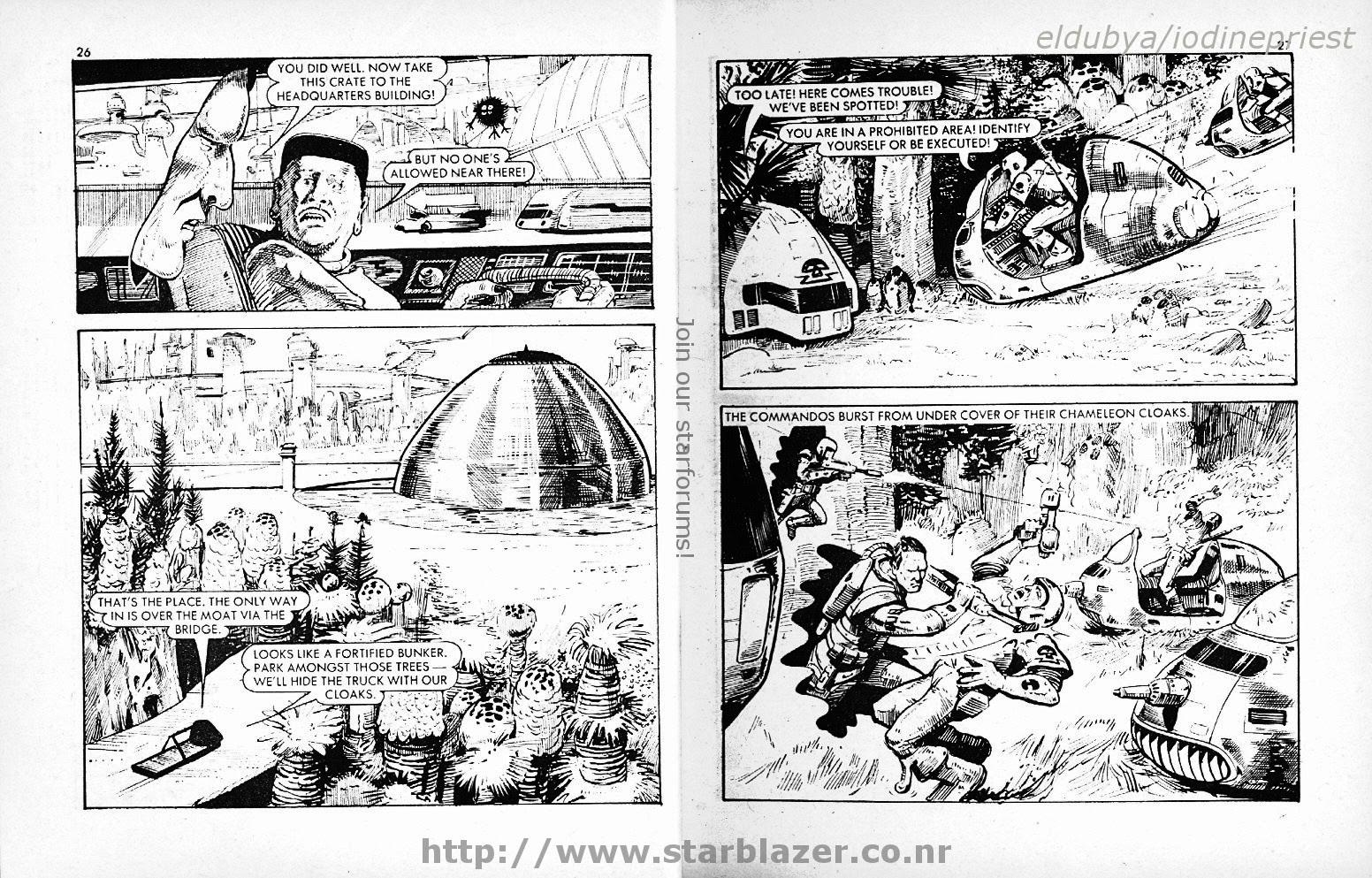 Starblazer issue 119 - Page 15