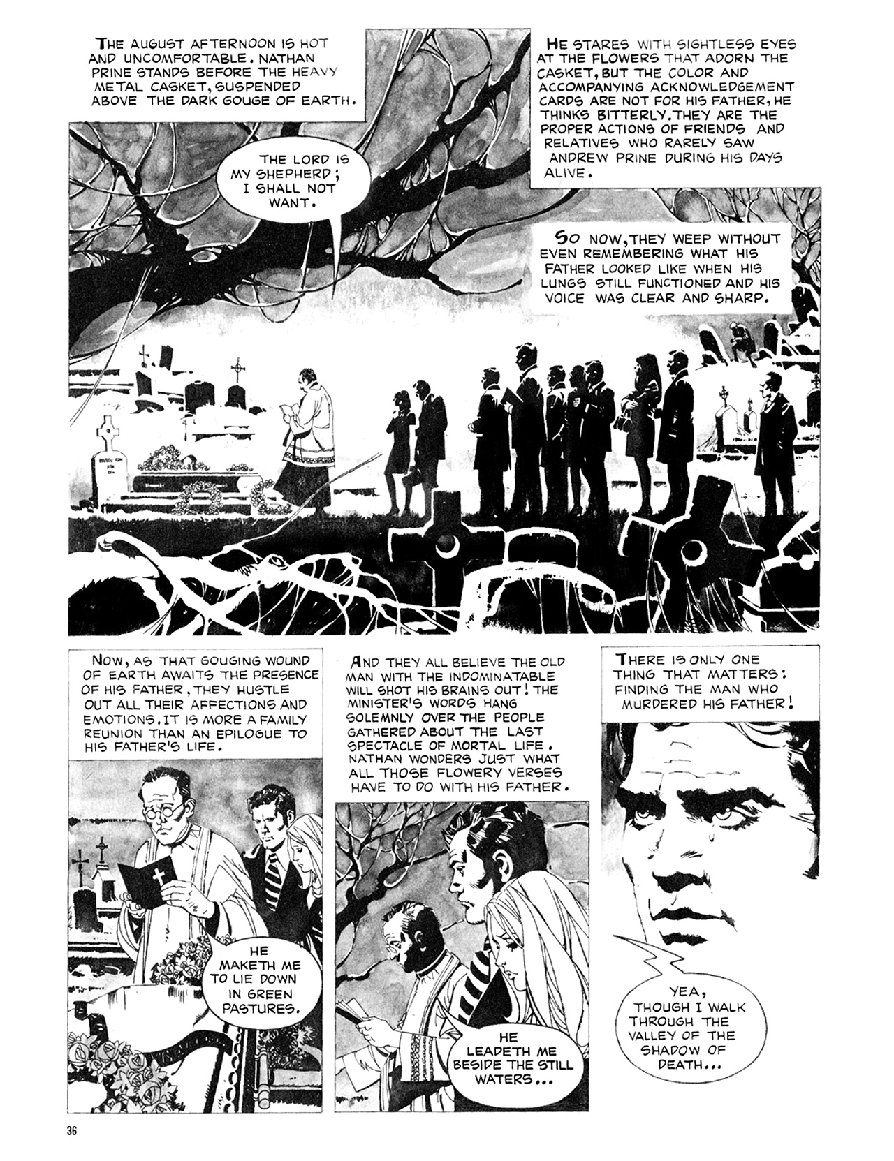 Read online Eerie Archives comic -  Issue # TPB 8 - 37