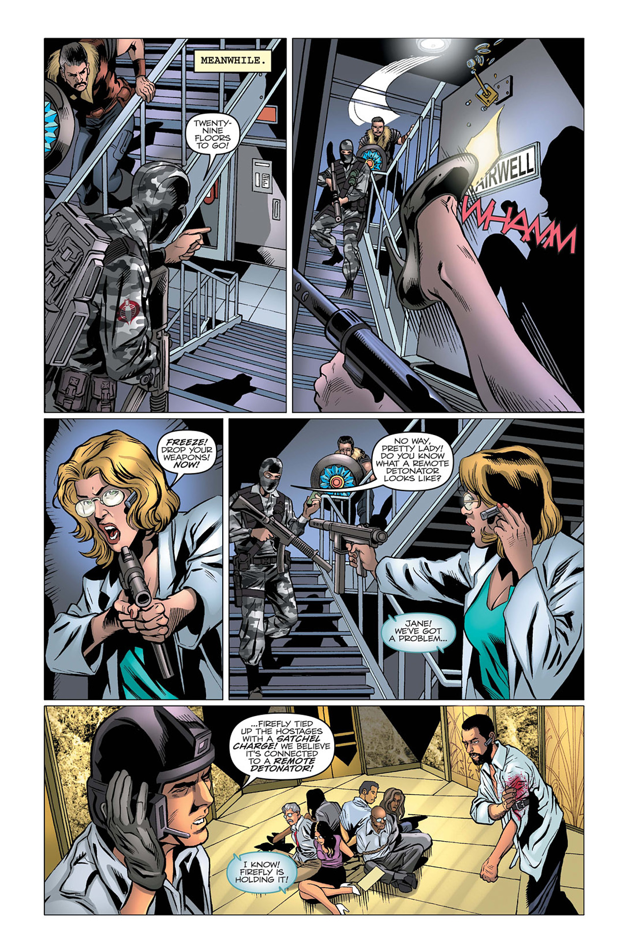 G.I. Joe: A Real American Hero 169 Page 23