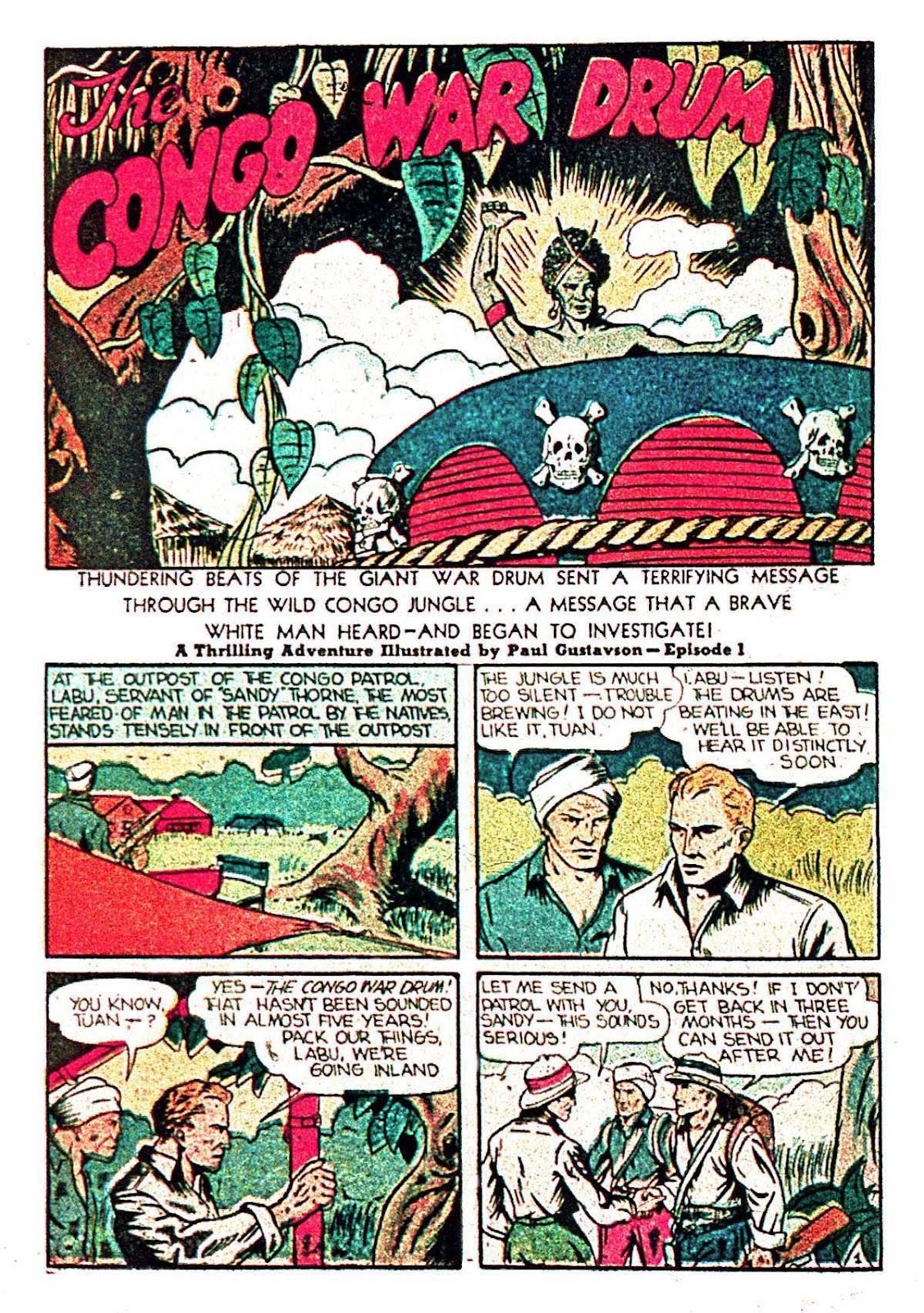 Amazing Man Comics issue 5 - Page 32