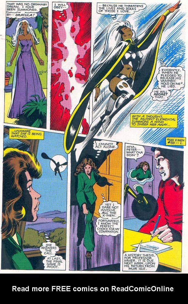 Read online Uncanny X-Men (1963) comic -  Issue # _Annual 6 - 13