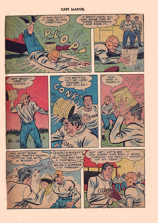 Captain Marvel Adventures issue 89 - Page 34