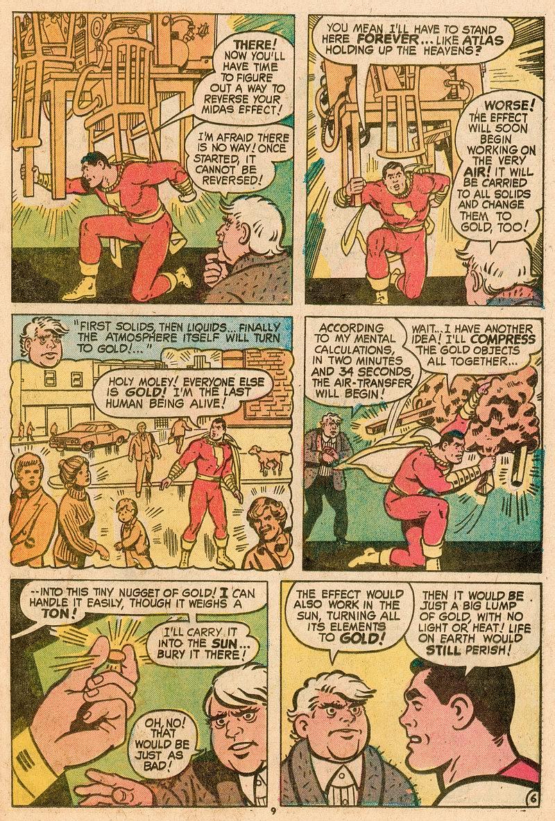 Read online Shazam! (1973) comic -  Issue #12 - 9