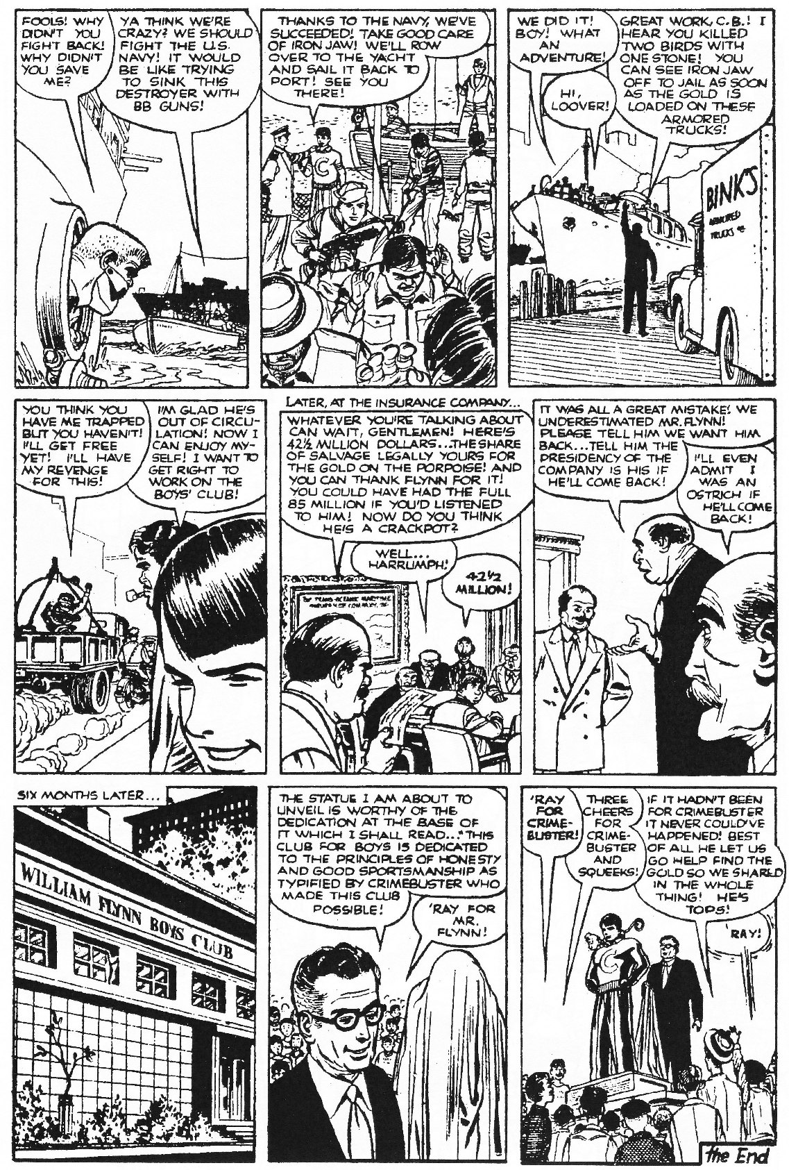 Read online Men of Mystery Comics comic -  Issue #75 - 33