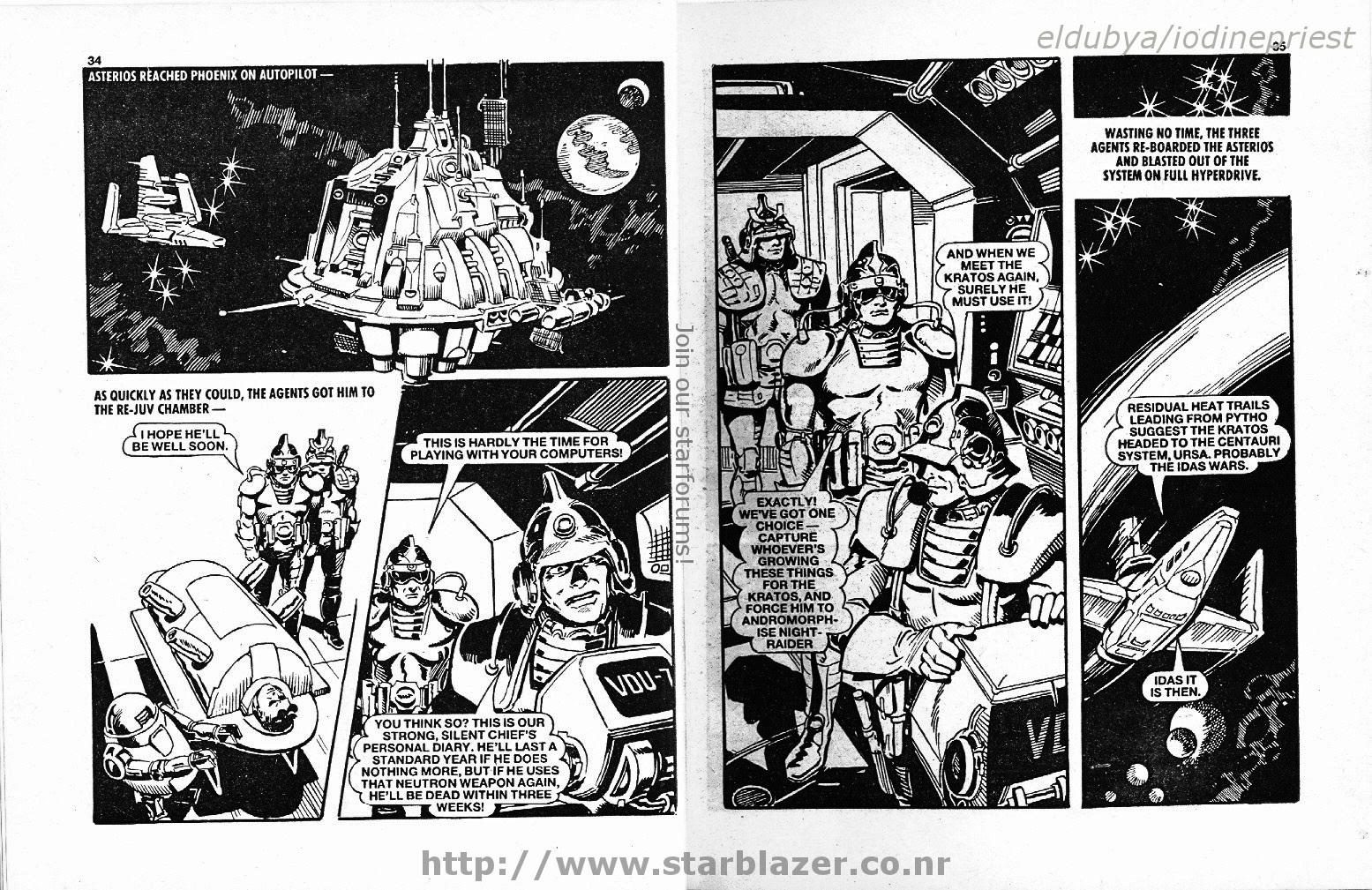 Starblazer issue 172 - Page 19
