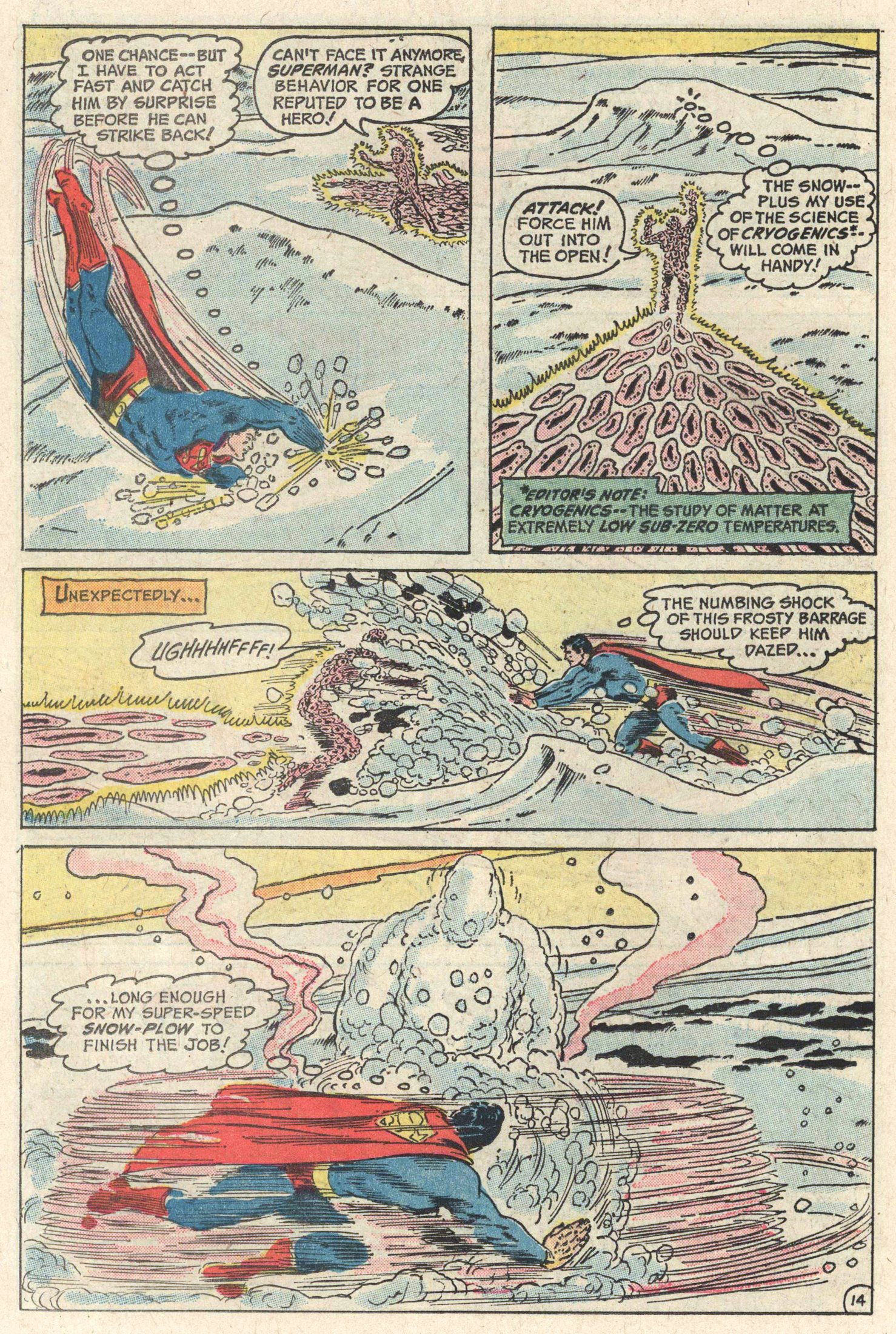 Read online Action Comics (1938) comic -  Issue #415 - 17