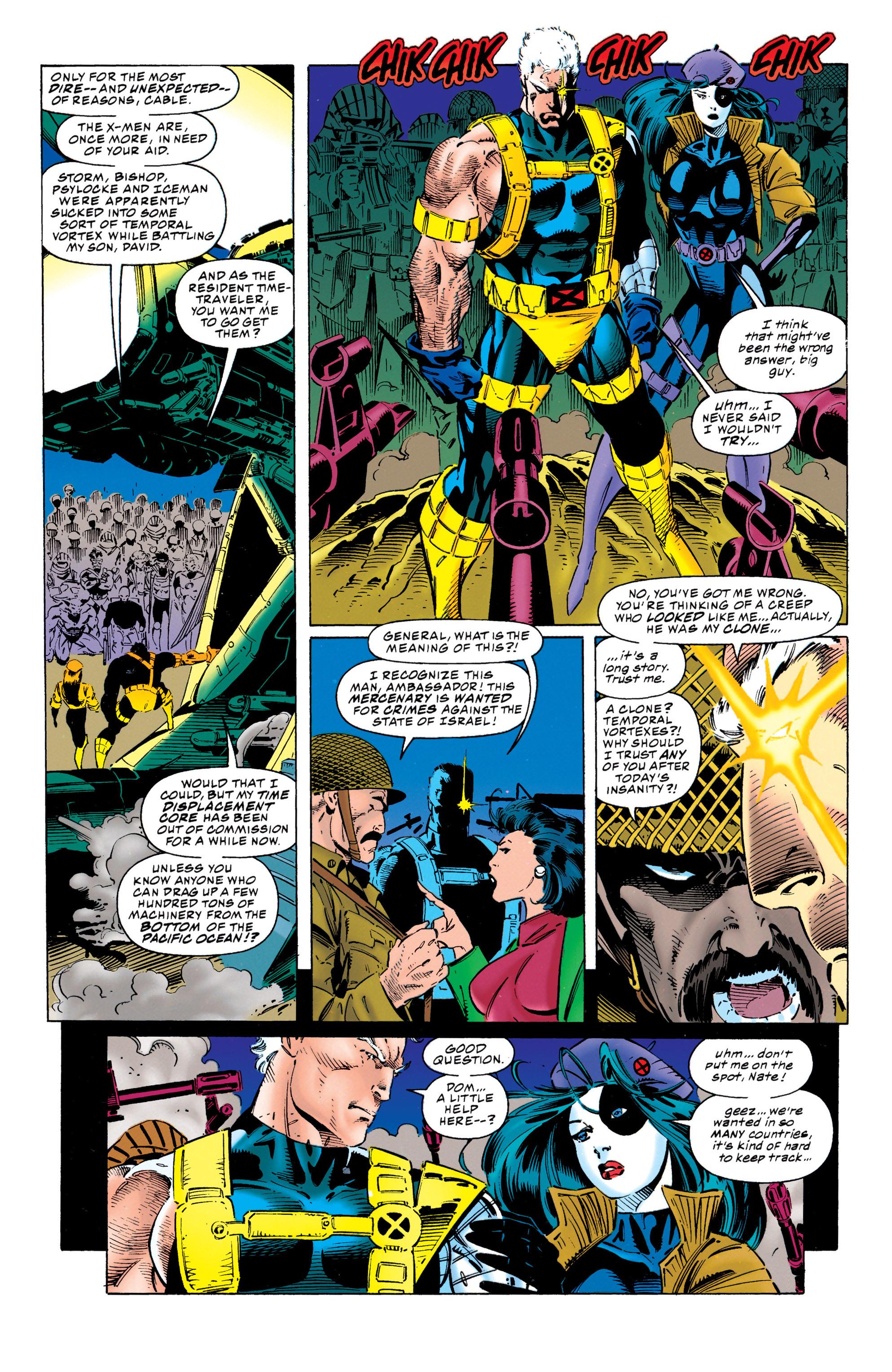 X-Men (1991) 40 Page 18